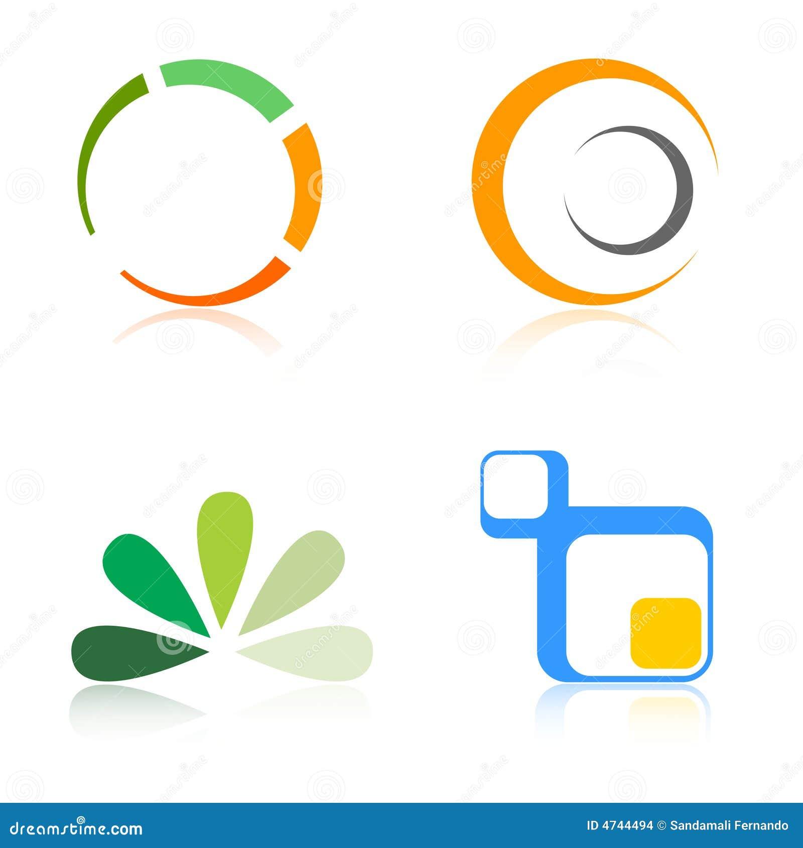 Company logos logo elements stock vector illustration of idea download comp voltagebd Gallery