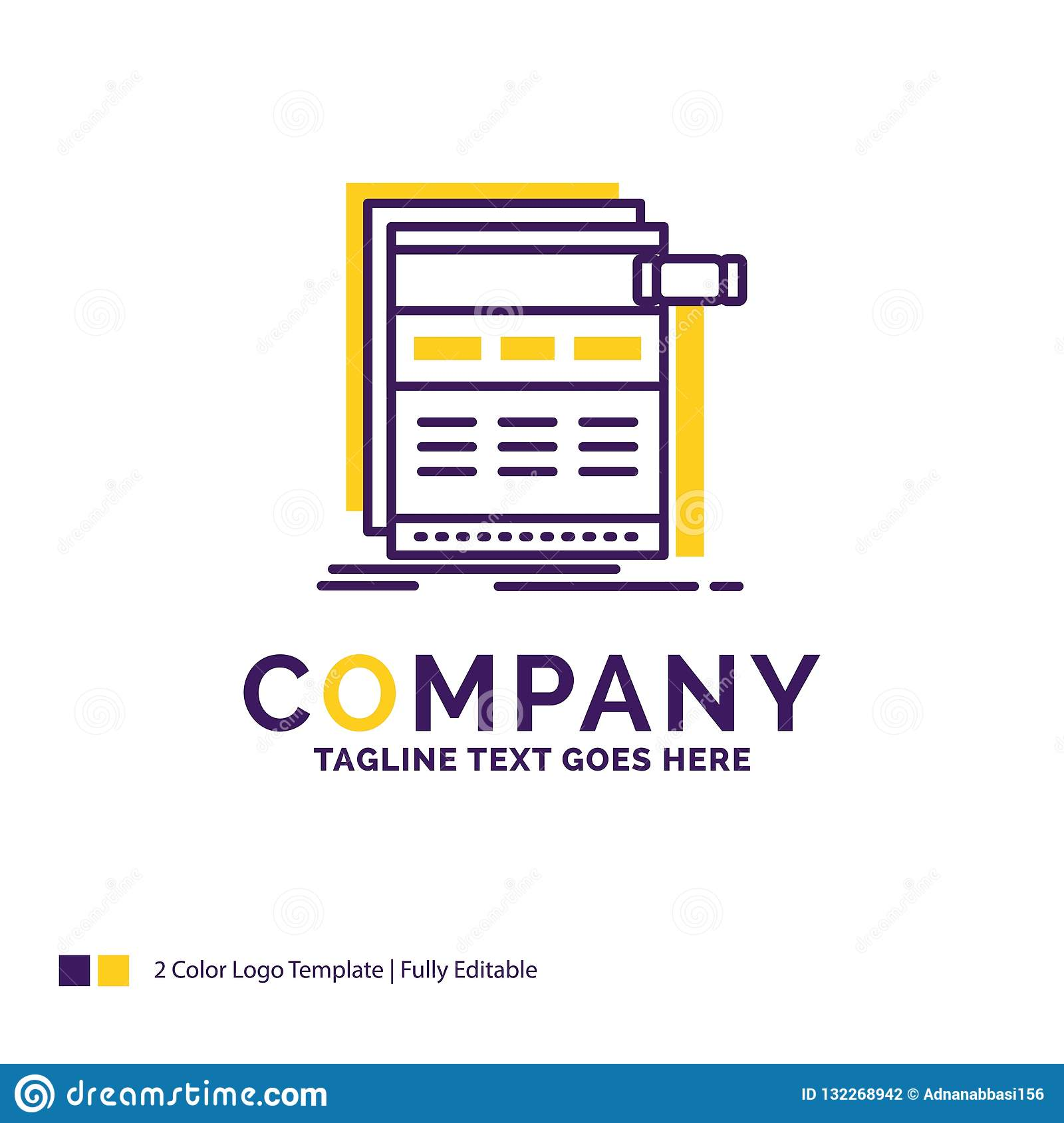 Company Name Logo Design For Internet, page, web, webpage, wiref