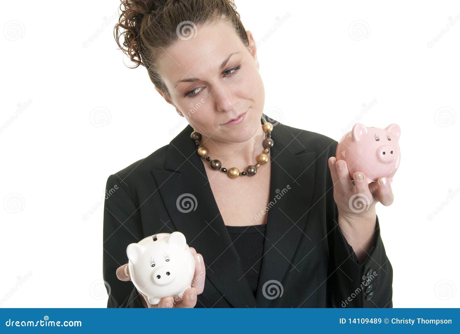 Comparación de los ahorros