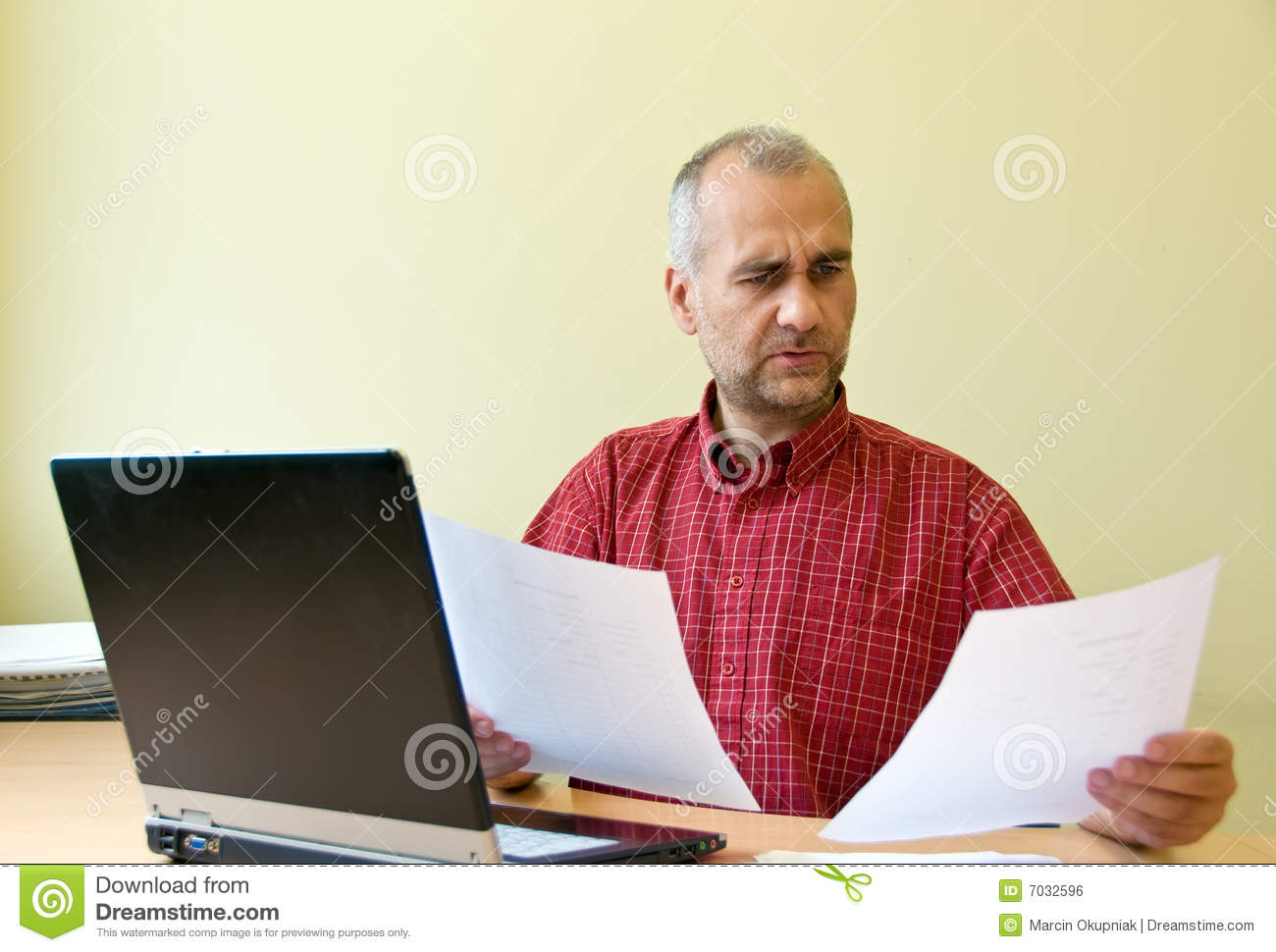 Download Comparing sales stock photo. Image of express, notebook - 7032596
