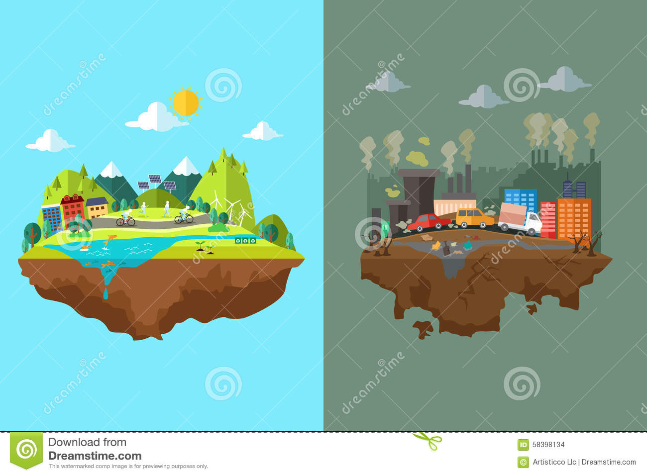 clean city healthy city Healthy environment overview air quality animals  and develop steps to lower emissions and improve air quality for  goal is clean air, clean water.