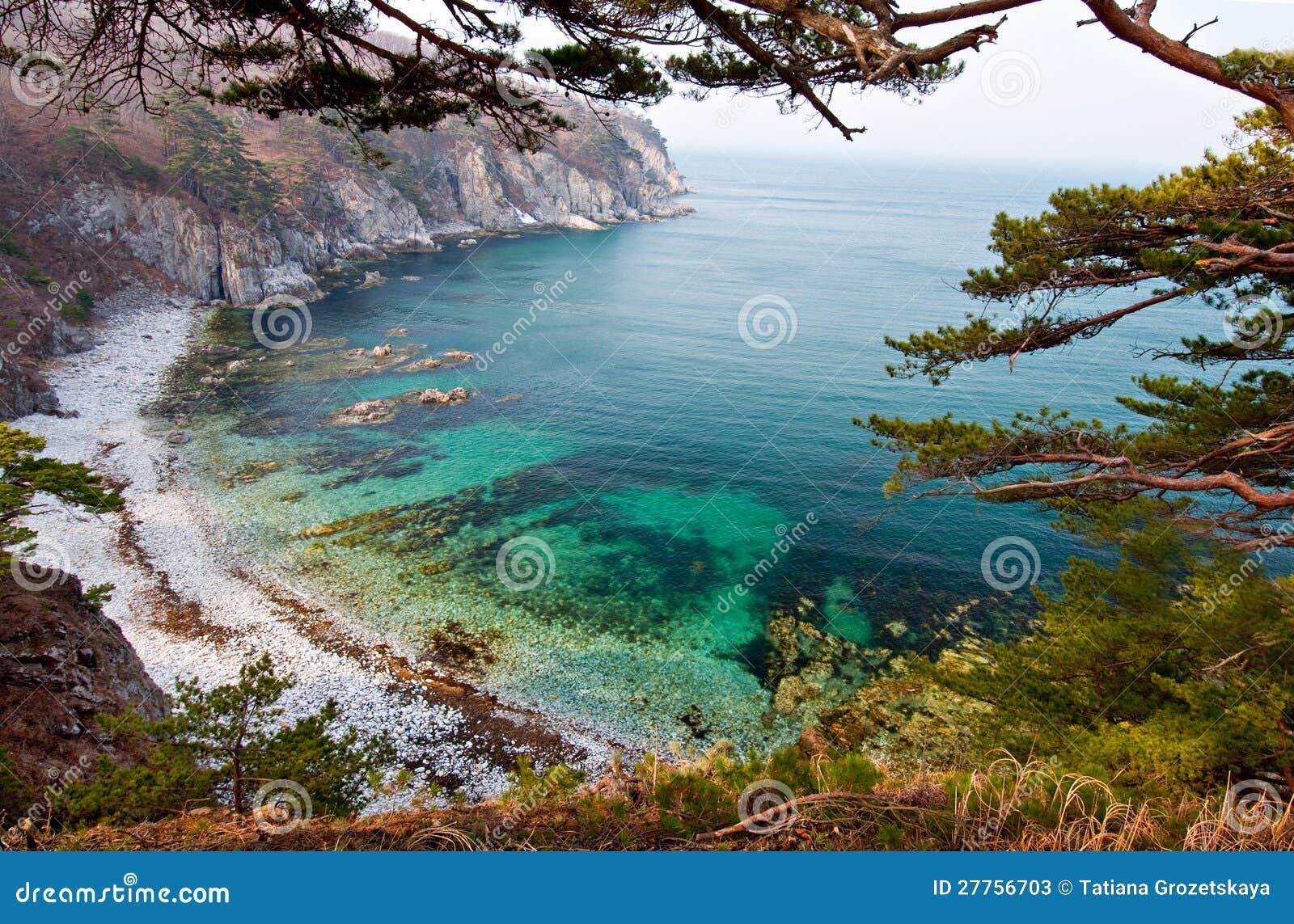 Compartiment de mer, horizontal, Russie
