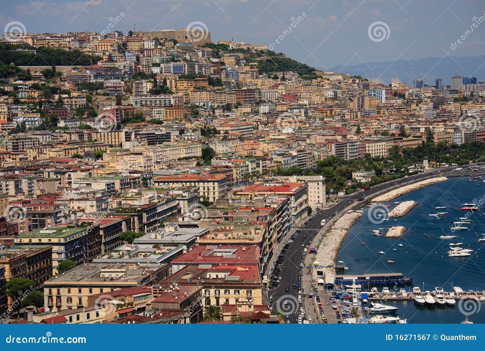 Compartiment de Naples, Italie
