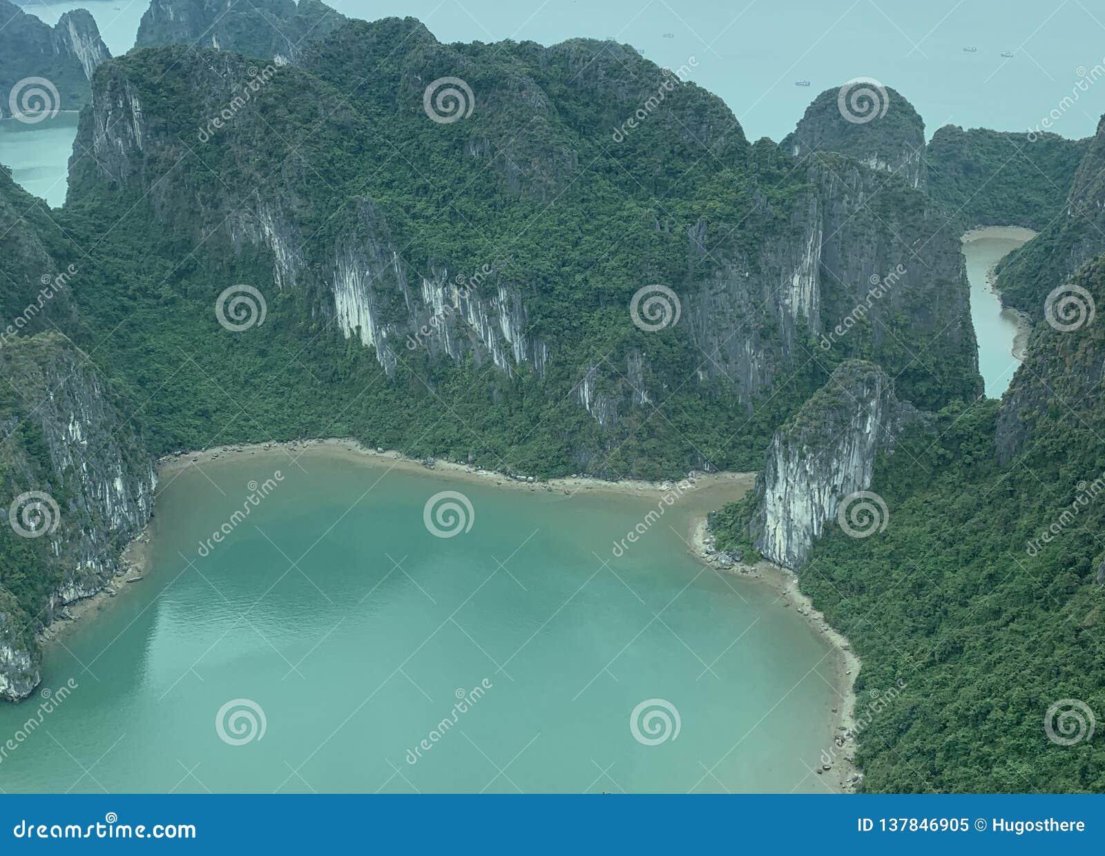 Compartiment Vietnam de Halong