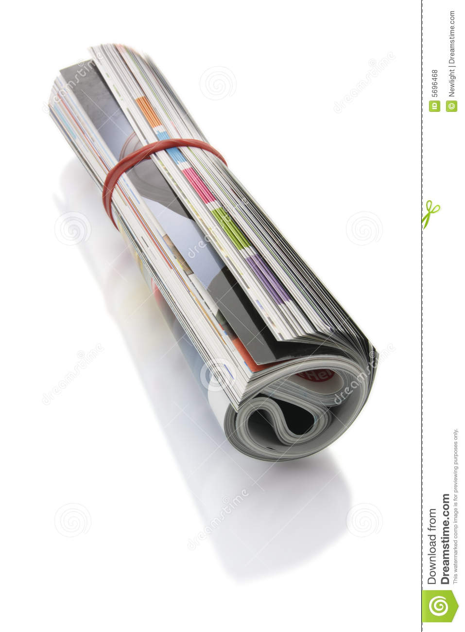 Compartimento Rolled-up
