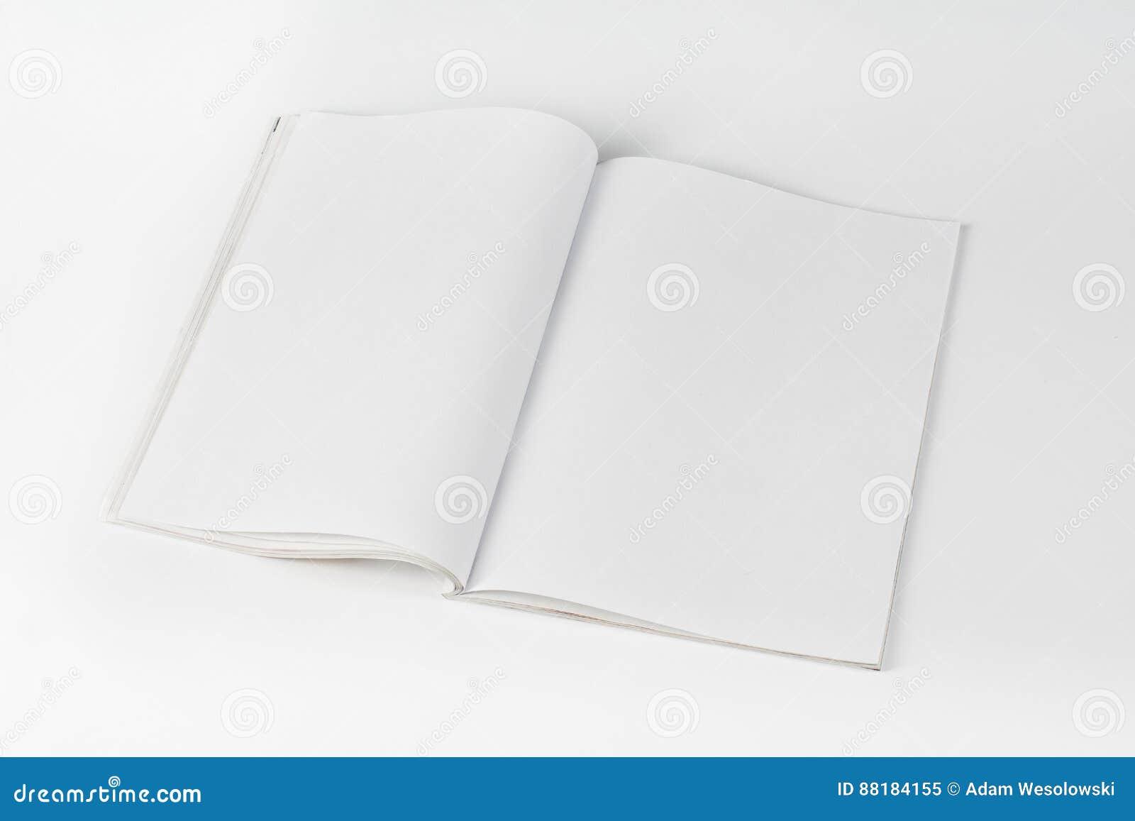 Compartimentos ou catálogo do modelo no fundo branco da tabela
