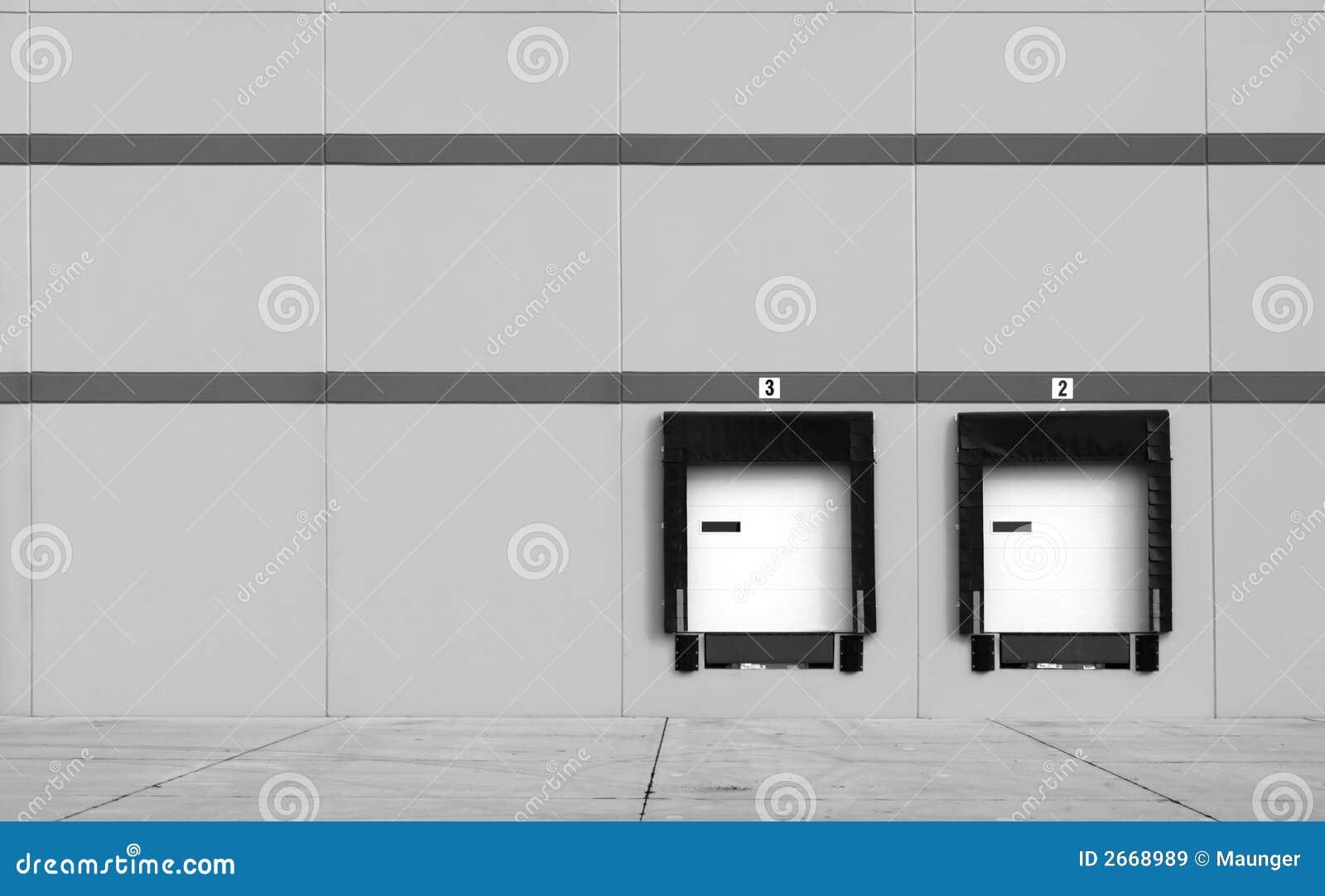 Compartiments d embarcadère