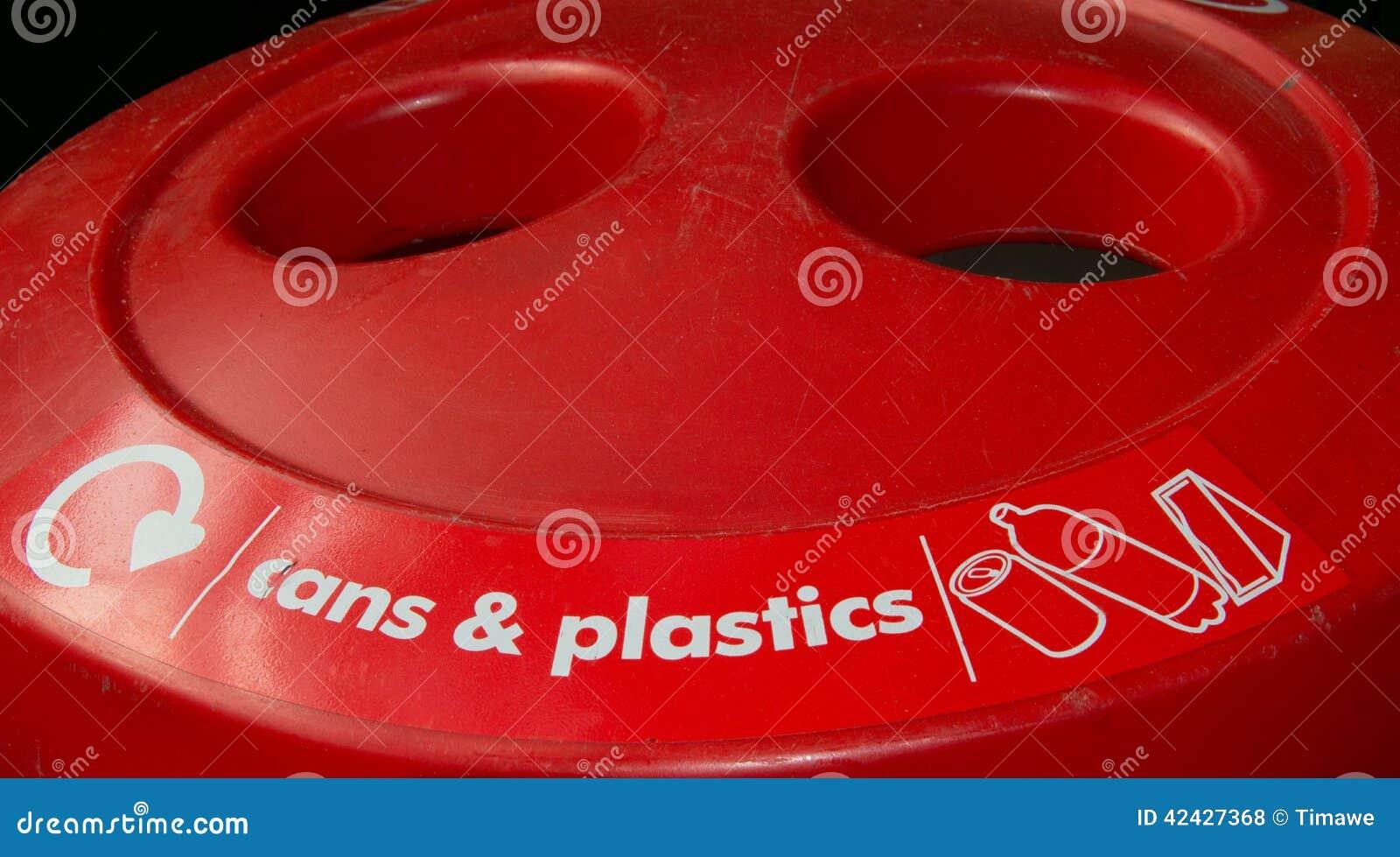 Compartimiento de reciclaje