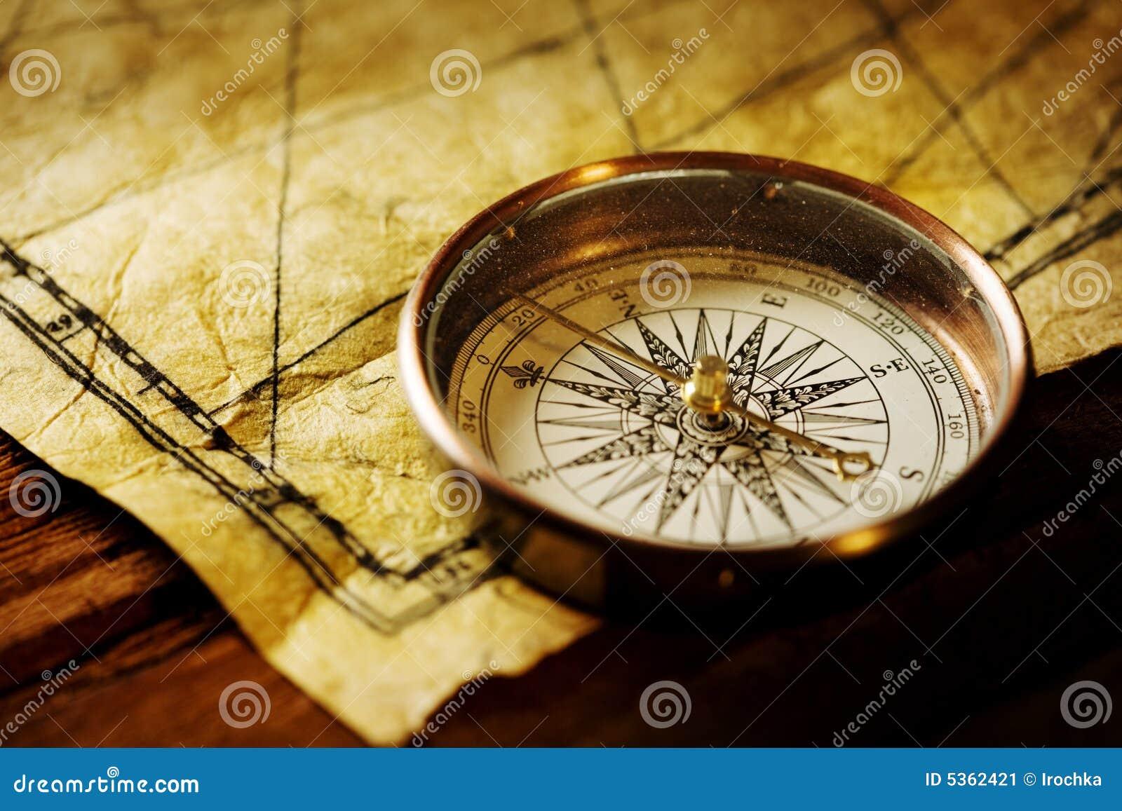 compas de navigation image stock image 5362421