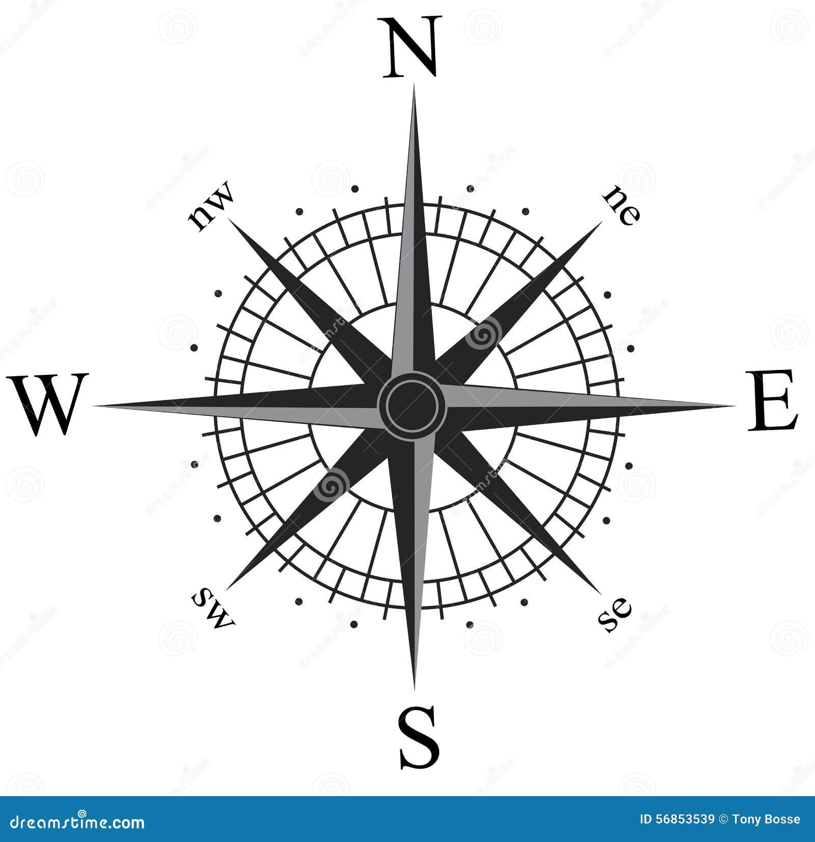 Compas steg