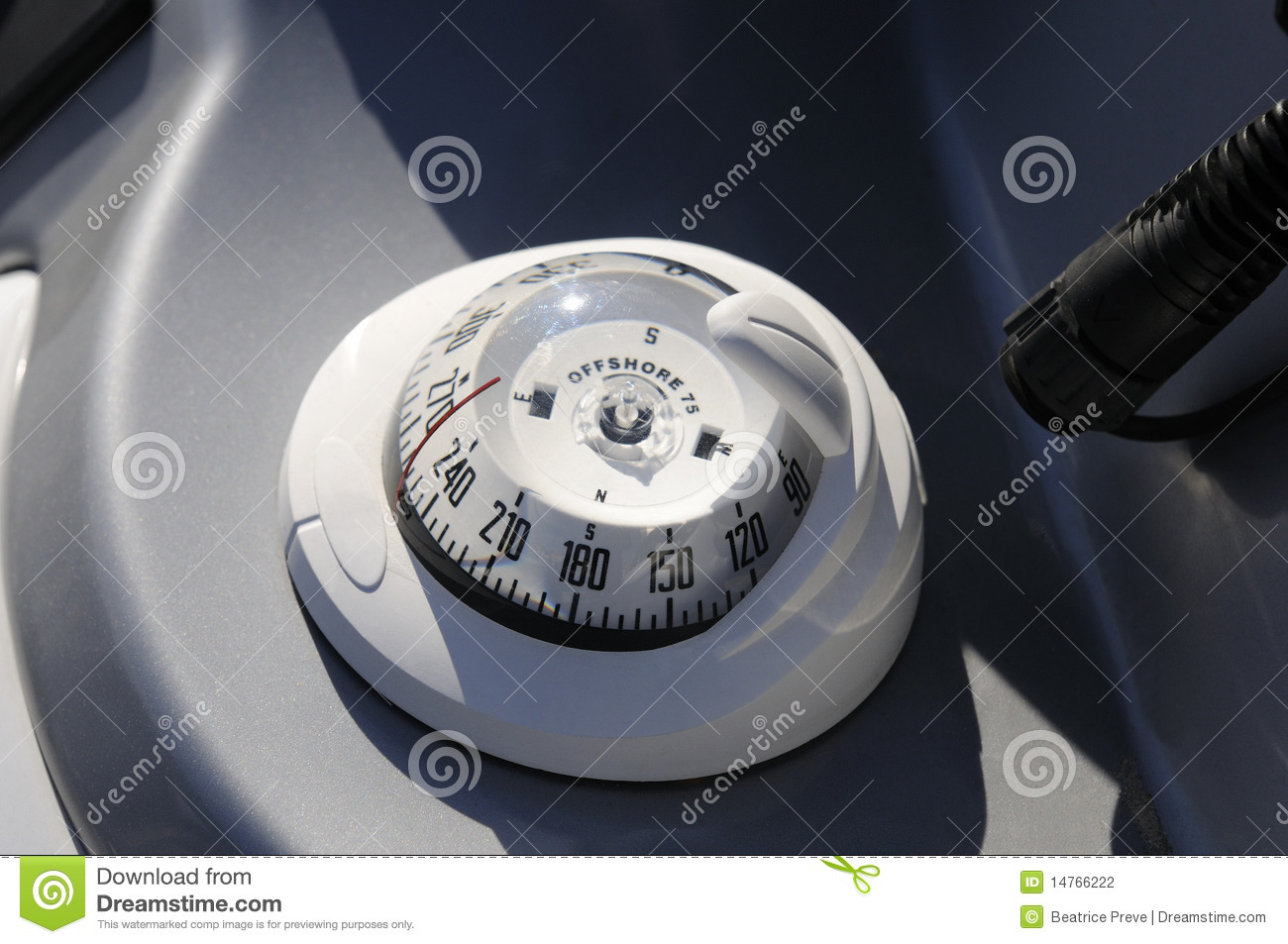 swinging a boat compass with a gps