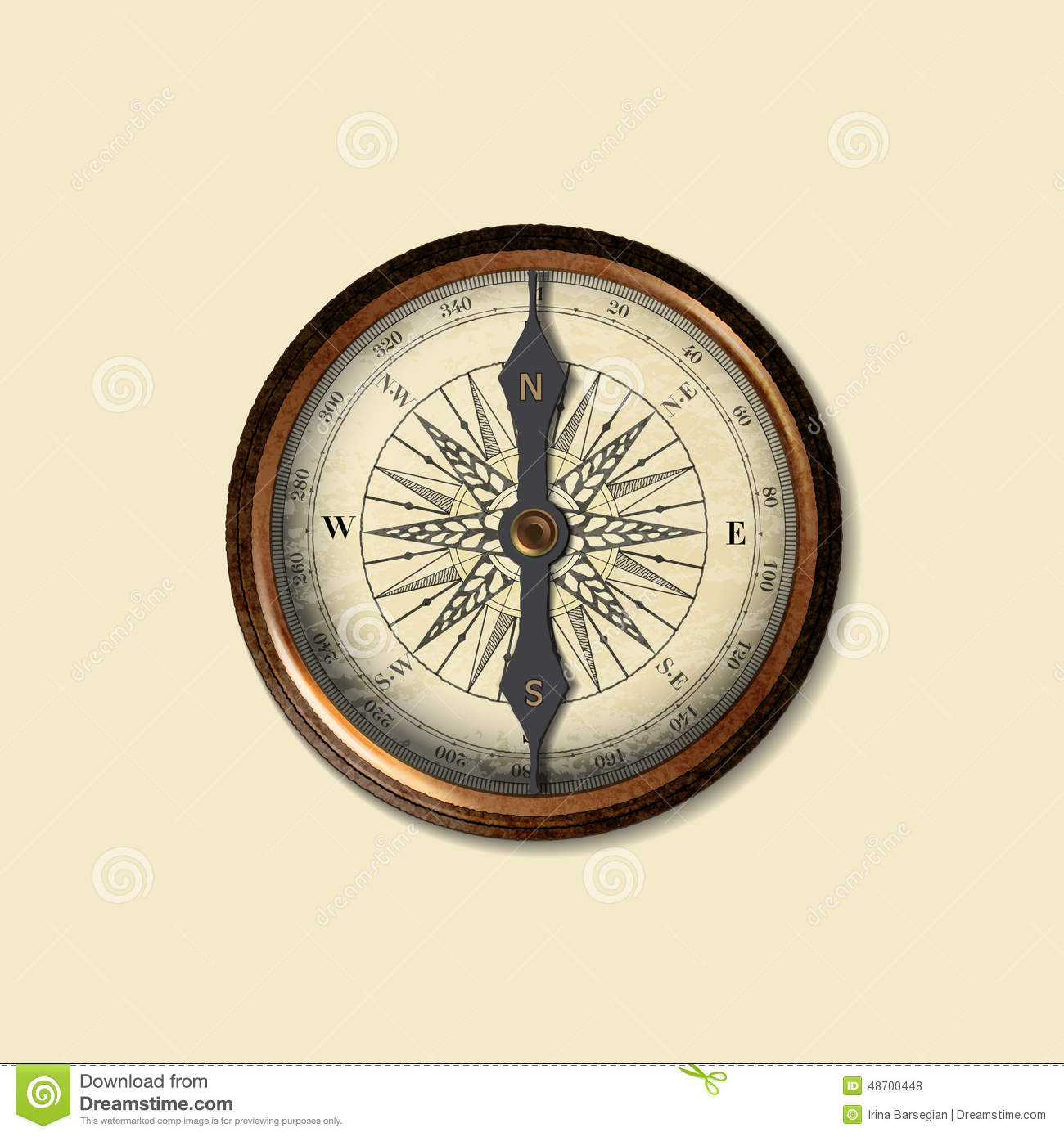 Compass,, Isolated, Business, Background, Concepts, Sign ...