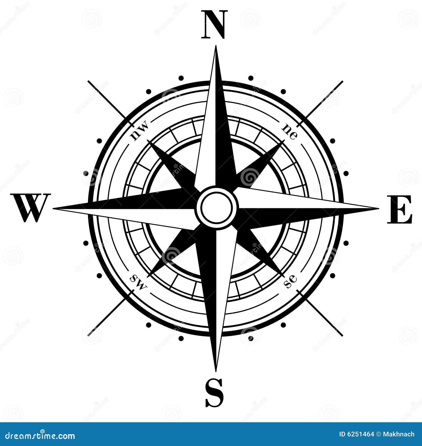 Compass Rose Compass
