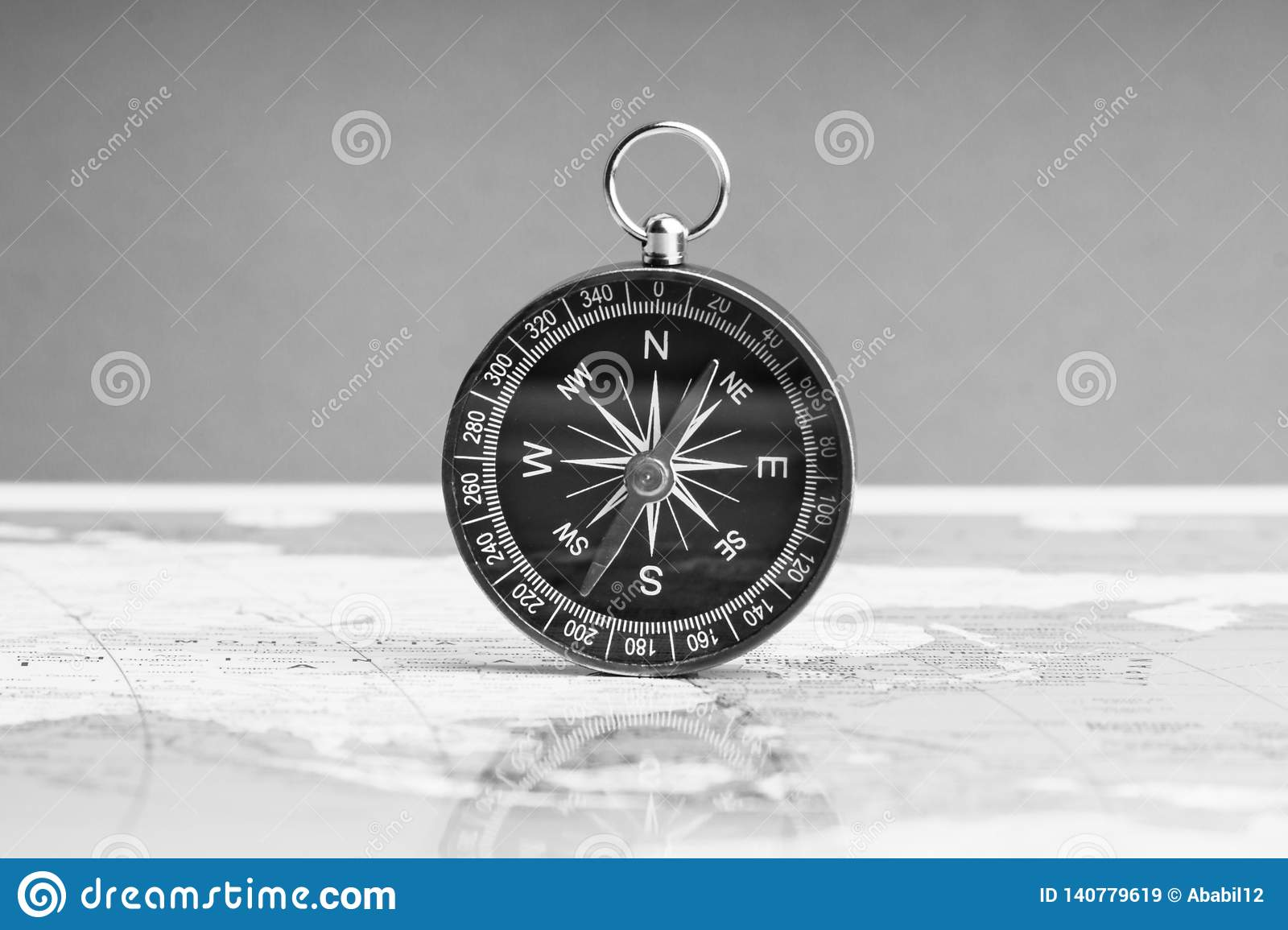 Comp On World Map Background Stock Image - Image of direction ... Direction Map Malaysia on