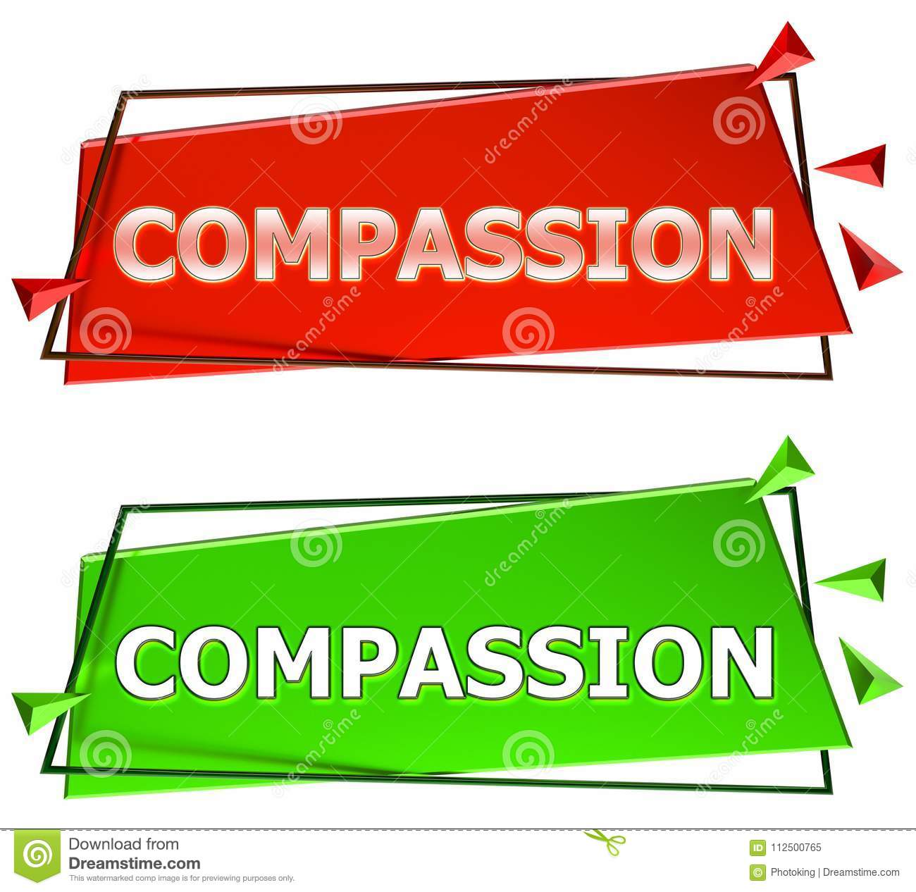 Compassion sign