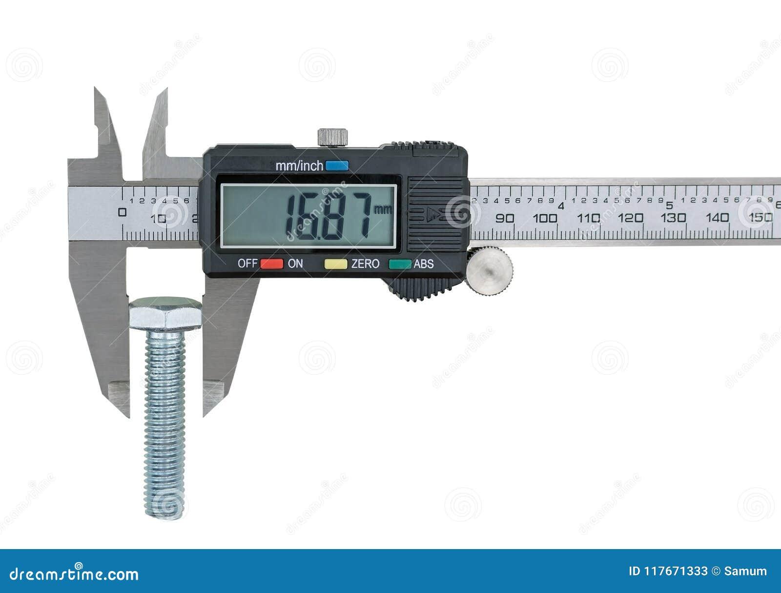 Compassos de calibre vernier e parafuso-parafuso