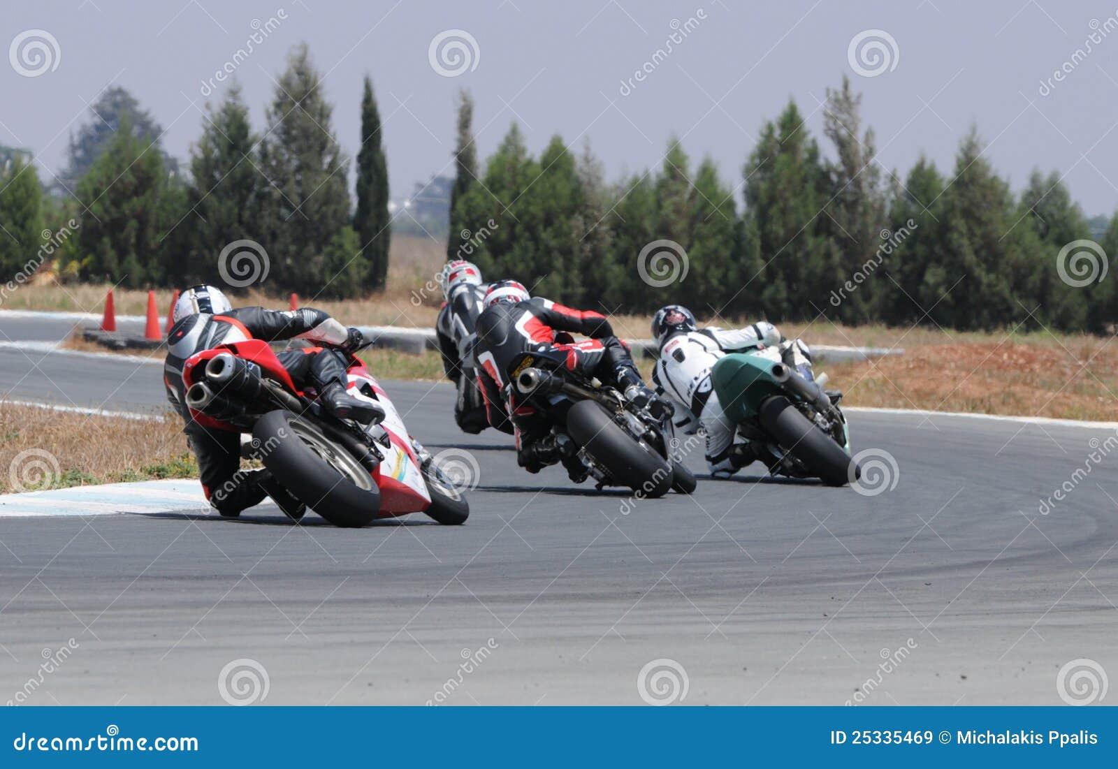 Competência da motocicleta