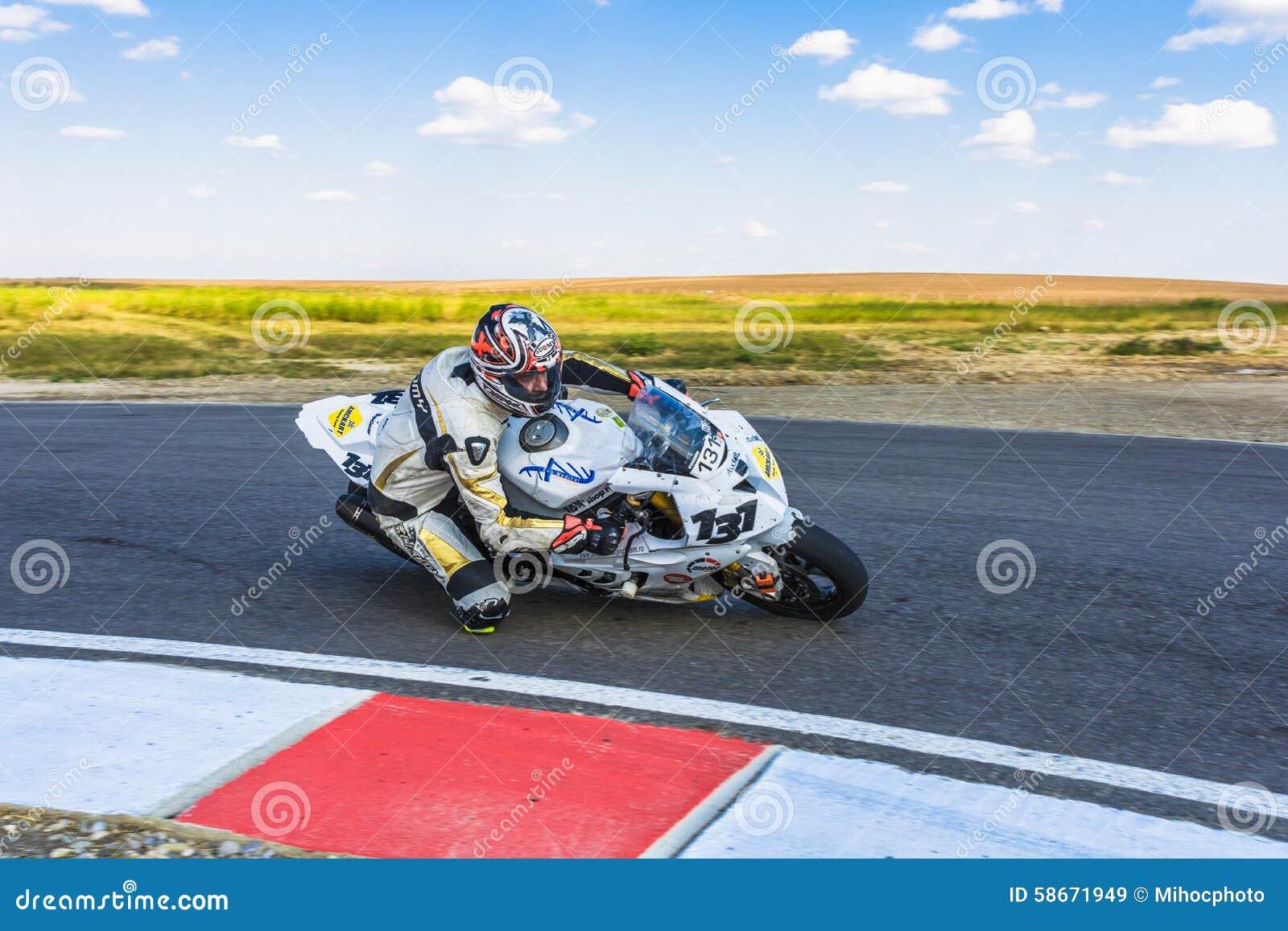Competência do motociclista