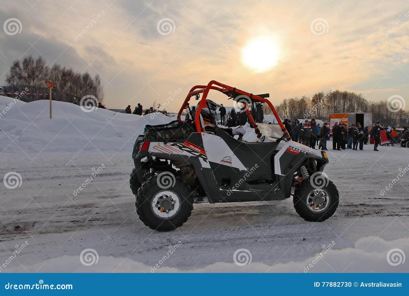 Competir Con ATV Imagen editorial