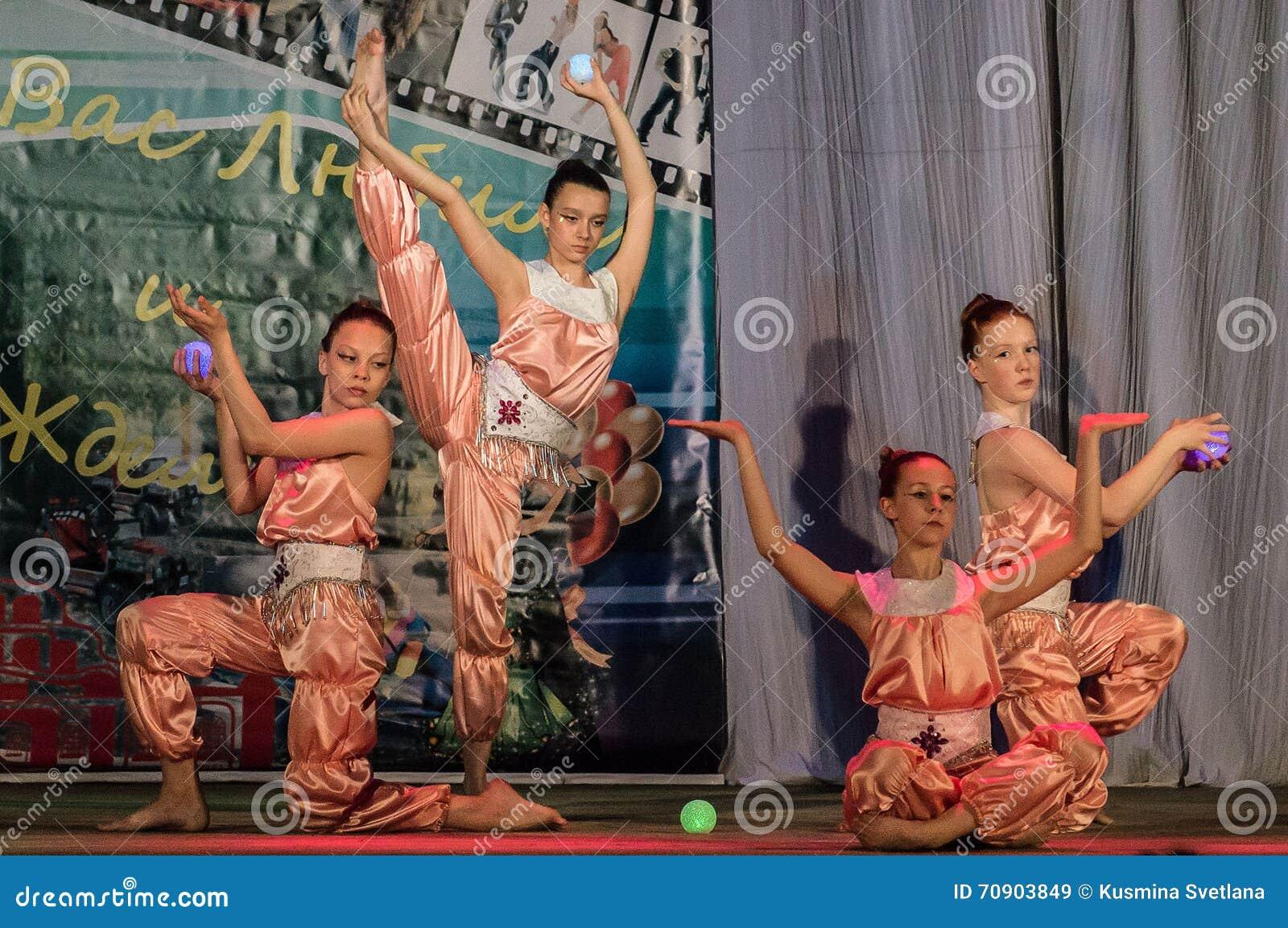 Dancing in Kaluga 50