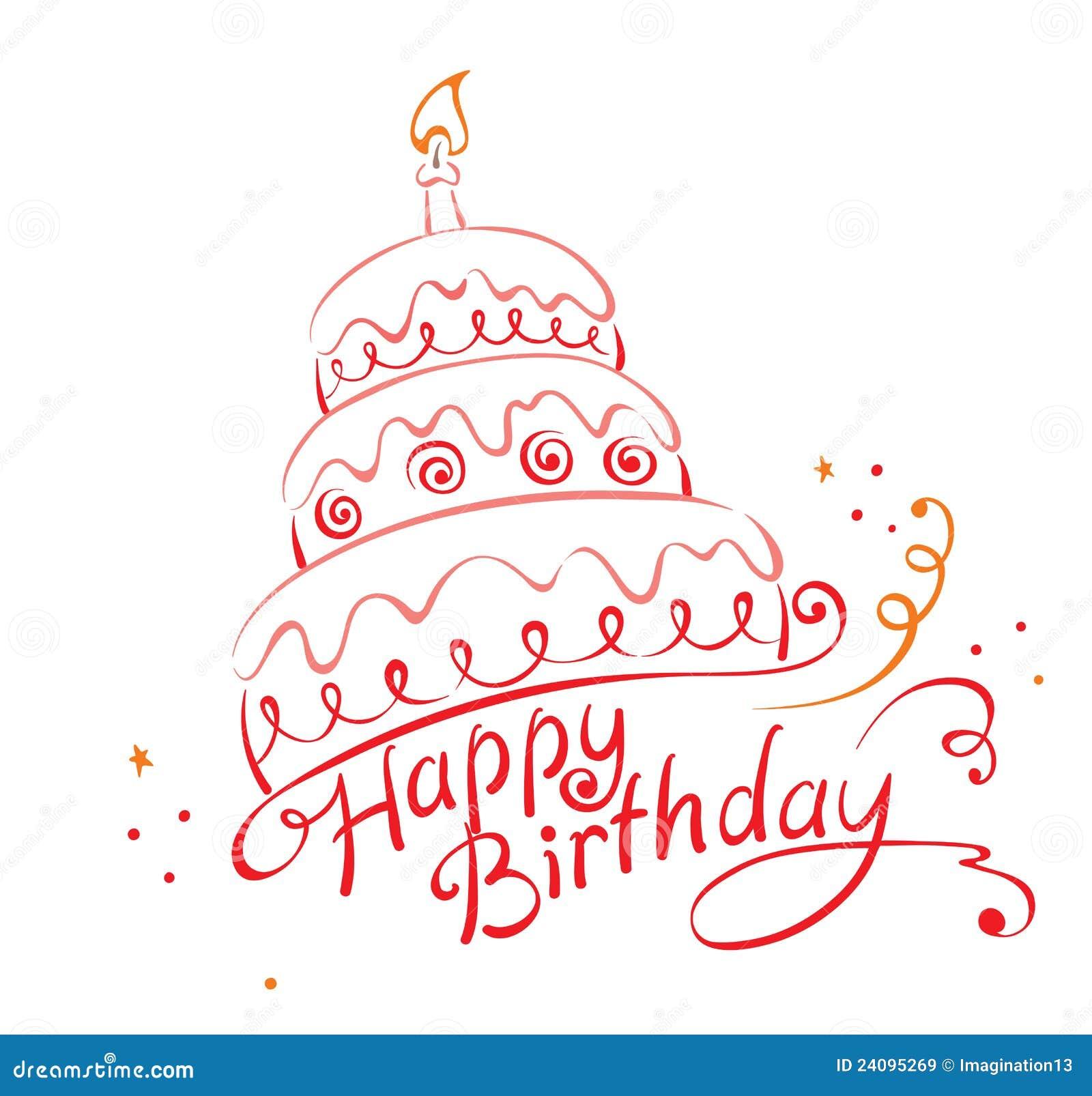 Super disegni buon compleanno ec49 pineglen - Colorazione pagina della torta di compleanno ...