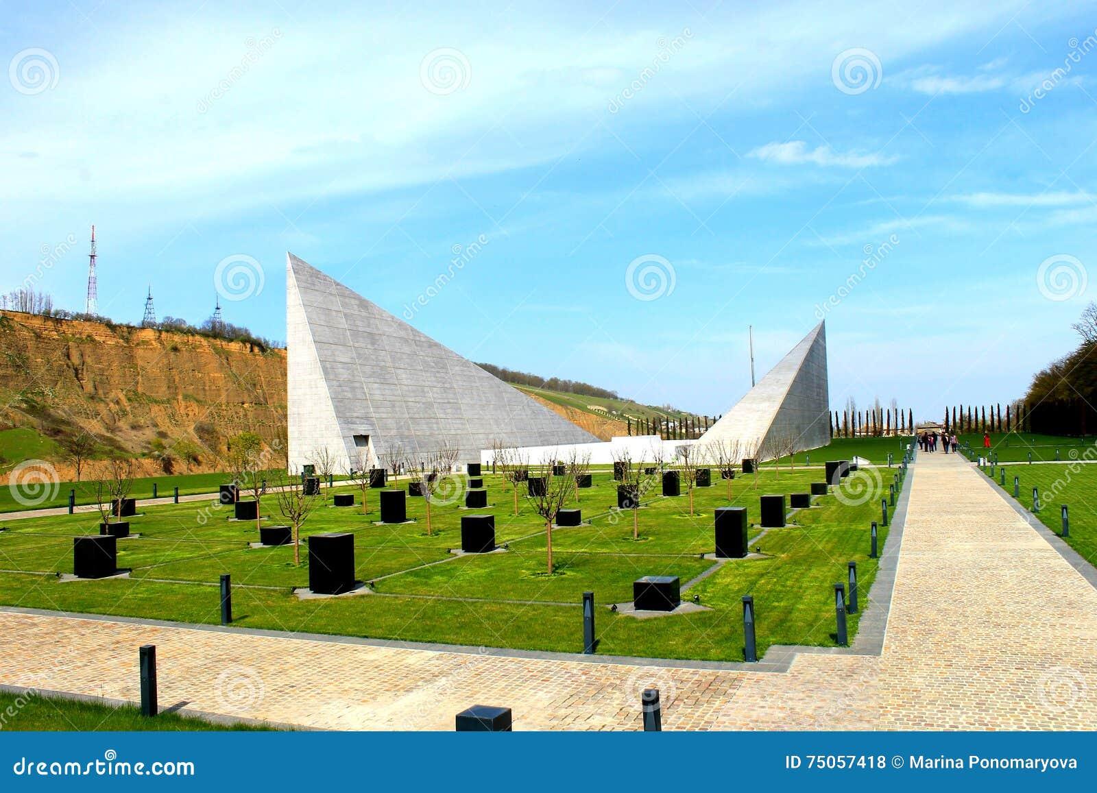Complejo conmemorativo del genocidio, Guba, Azerbaijan