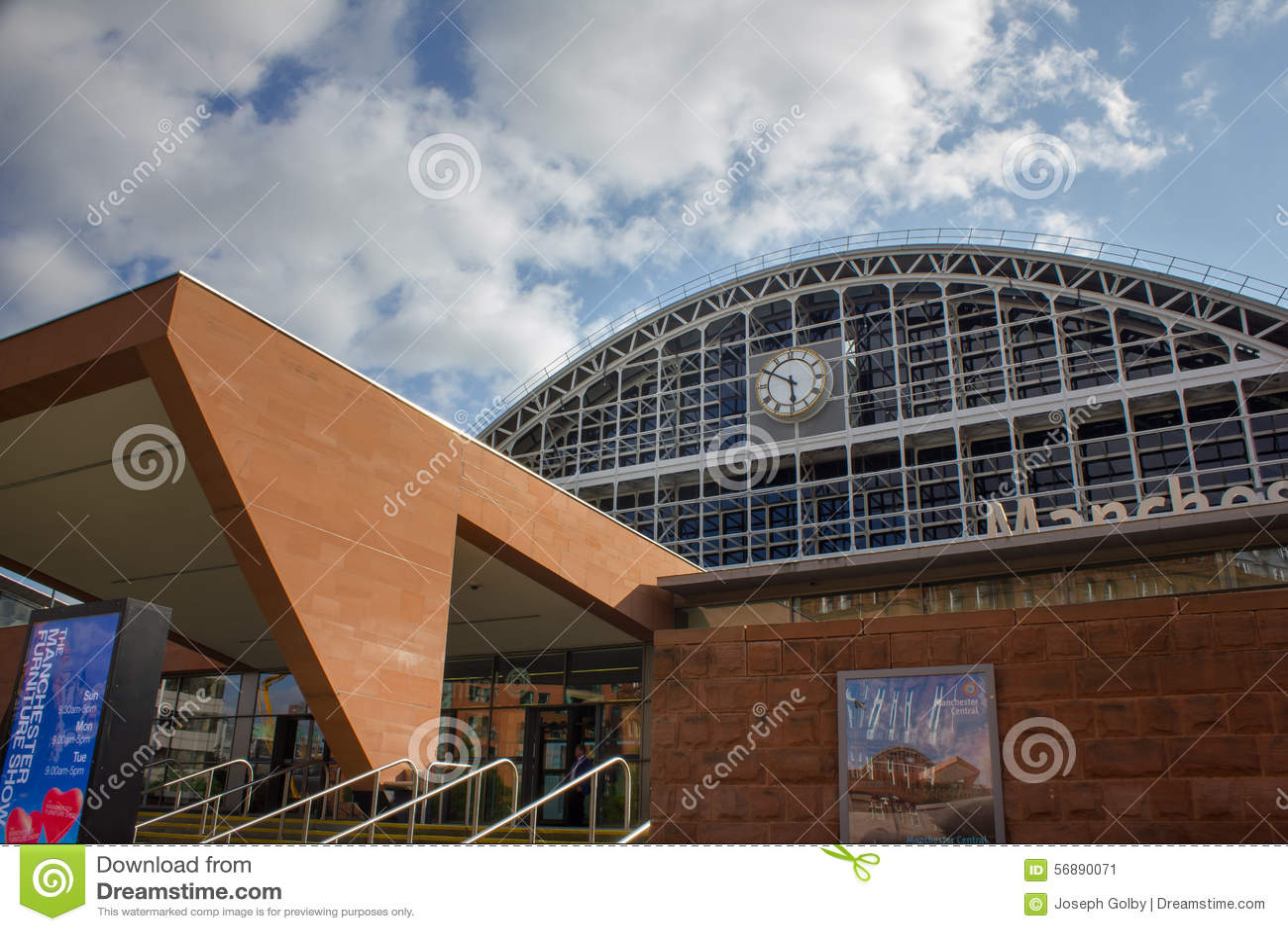 Complesso centrale di convenzione di Manchester, Regno Unito