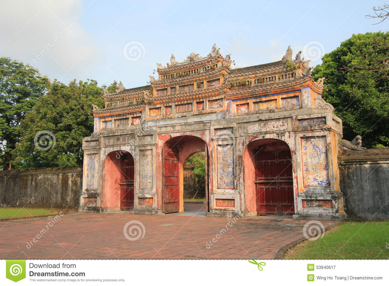 The Complex of Hue Monuments in Vietnam