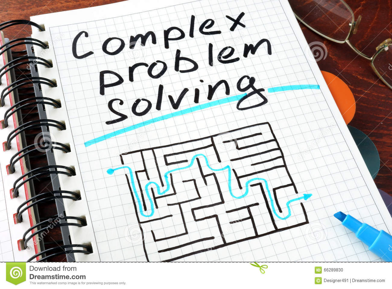 What is complex problem solving