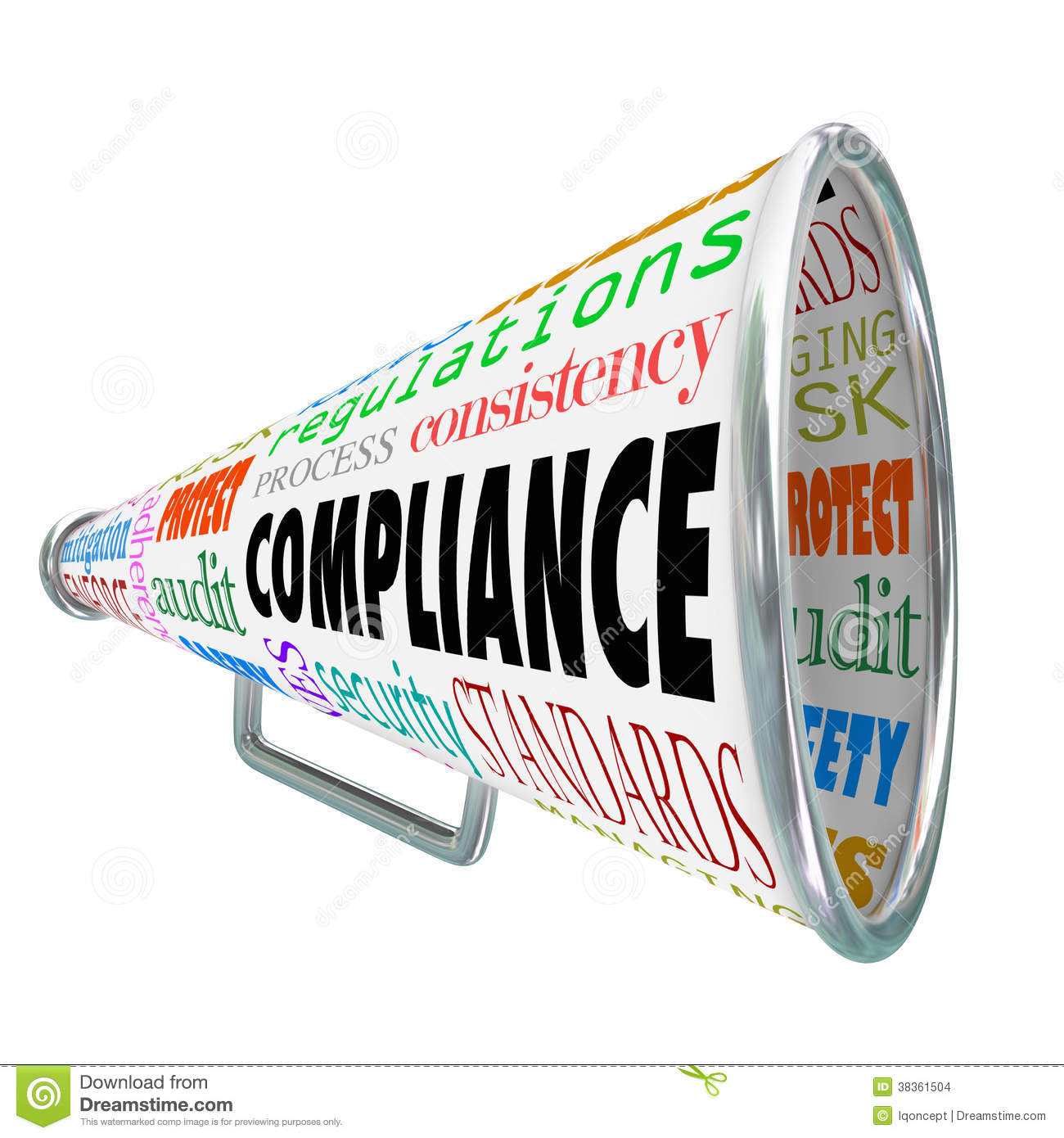 compliance bullhorn megaphone legal process guidelines Accounting Symbols Clip Art Accounting Department Clip Art