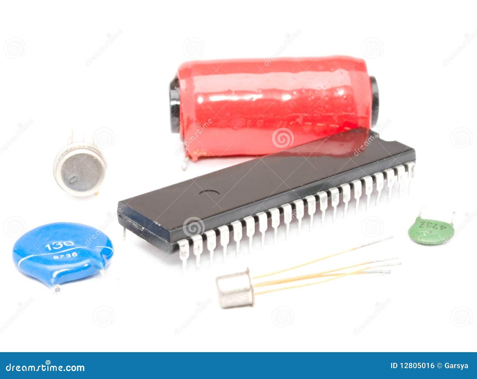 Componentes de rádio