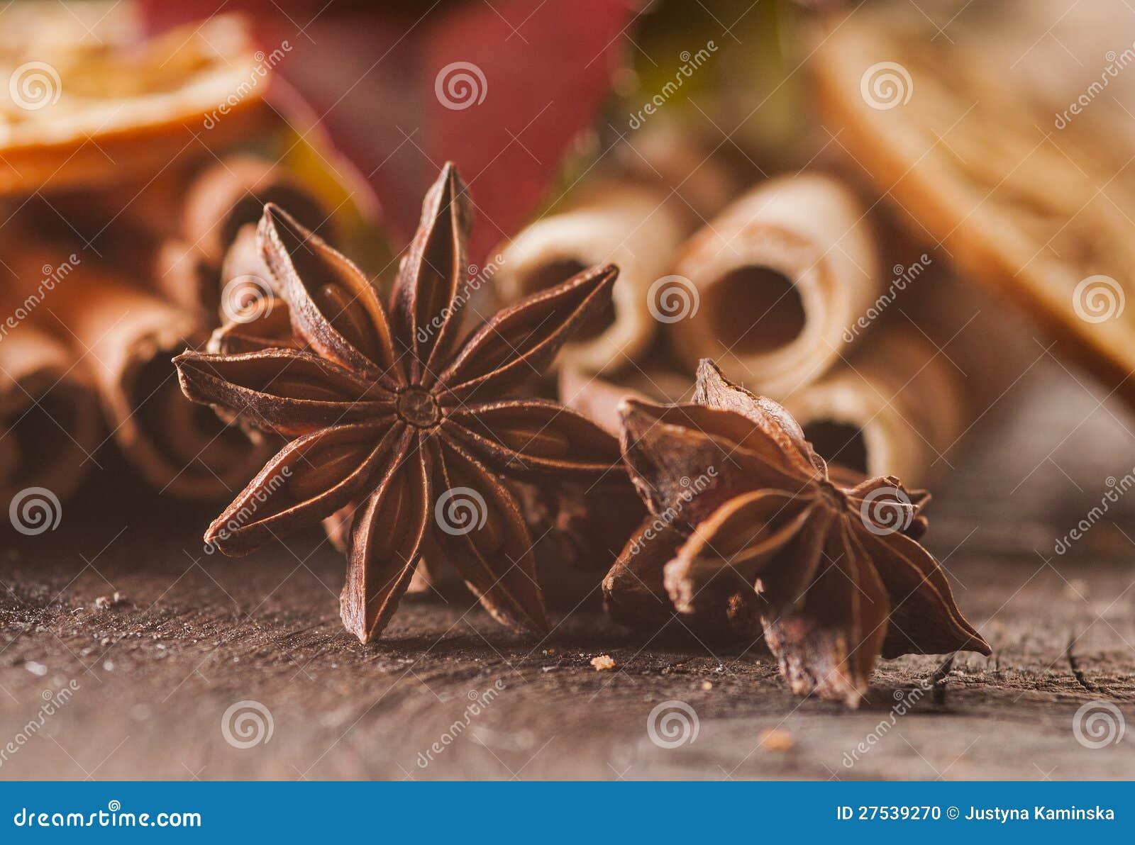 Componentes do alimento do Natal