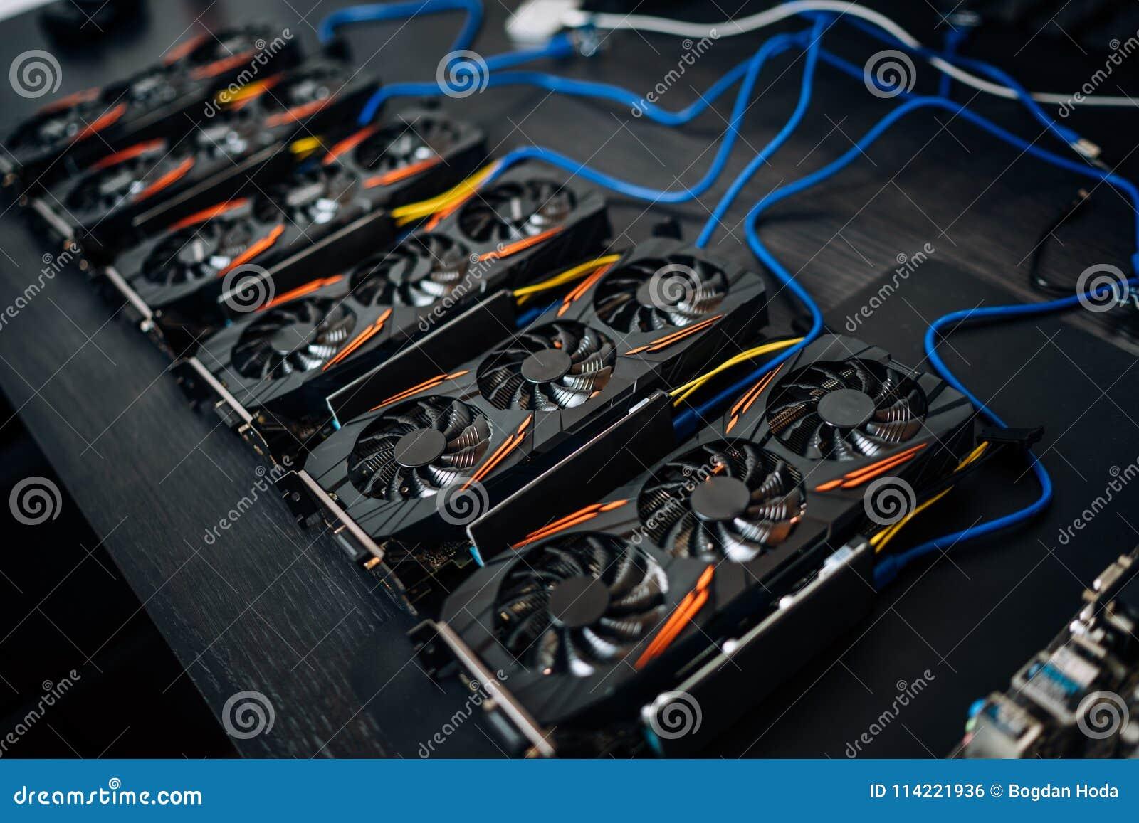 bitcoin componente miniere