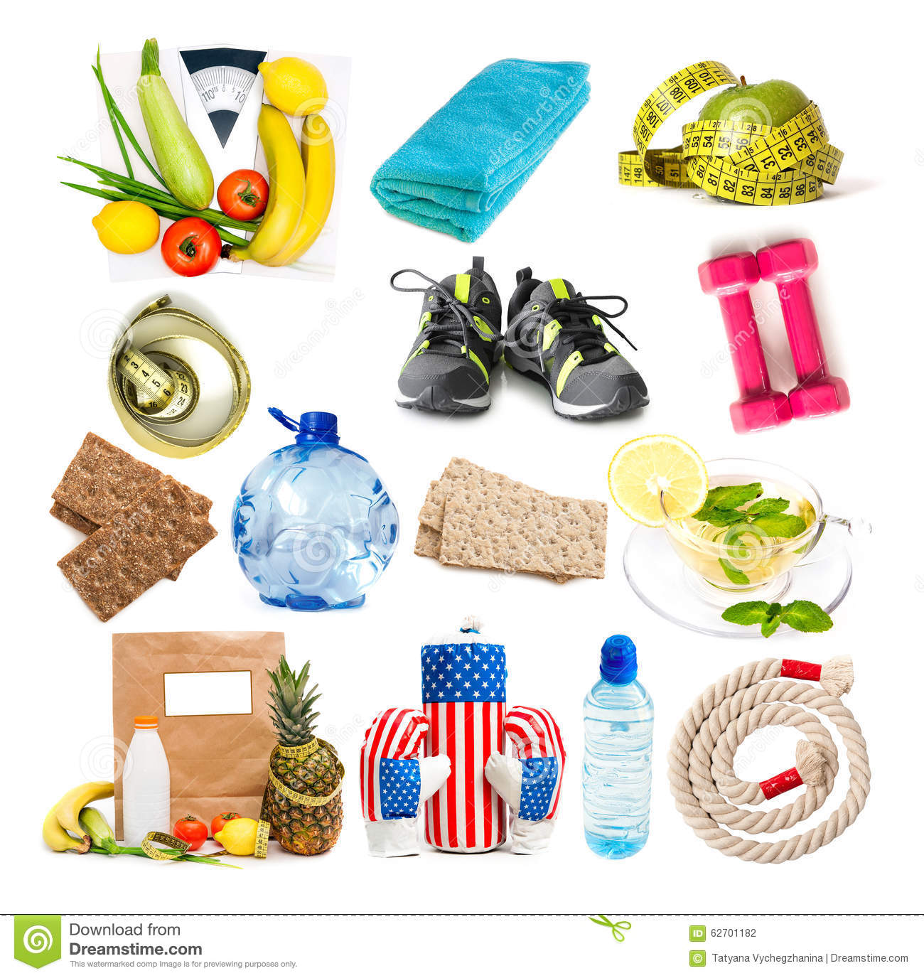 an analysis of the components of healthy lifestyle Lifestyles for health, fitness, and wellness oncept section 1 1  the goals of the healthy people 2010 continue to focus on  tive components that detract from .