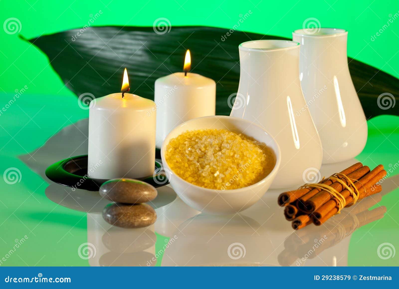 Download Composição Da Aromaterapia E Dos Termas Imagem de Stock - Imagem de meditation, beleza: 29238579