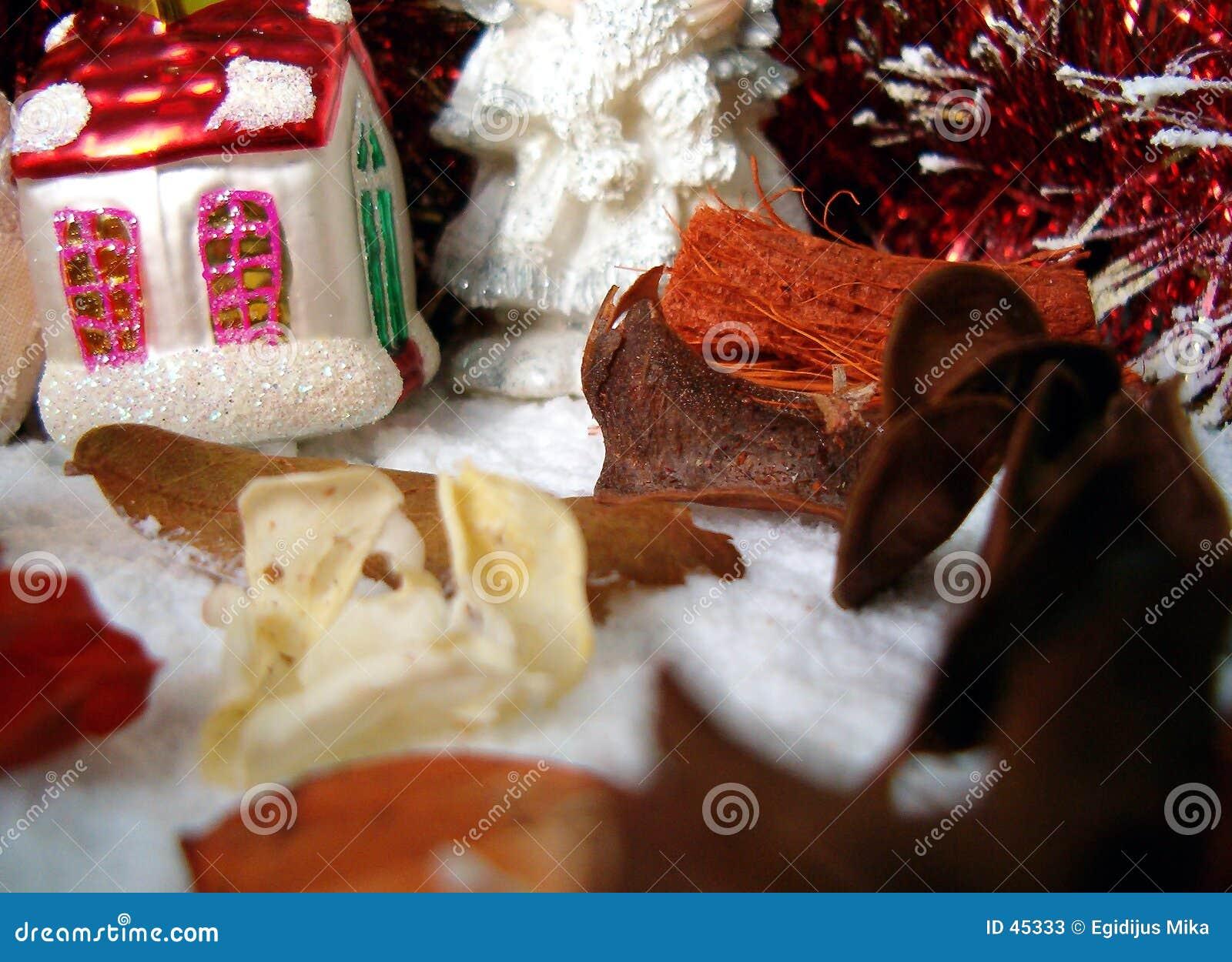 Composição do Natal