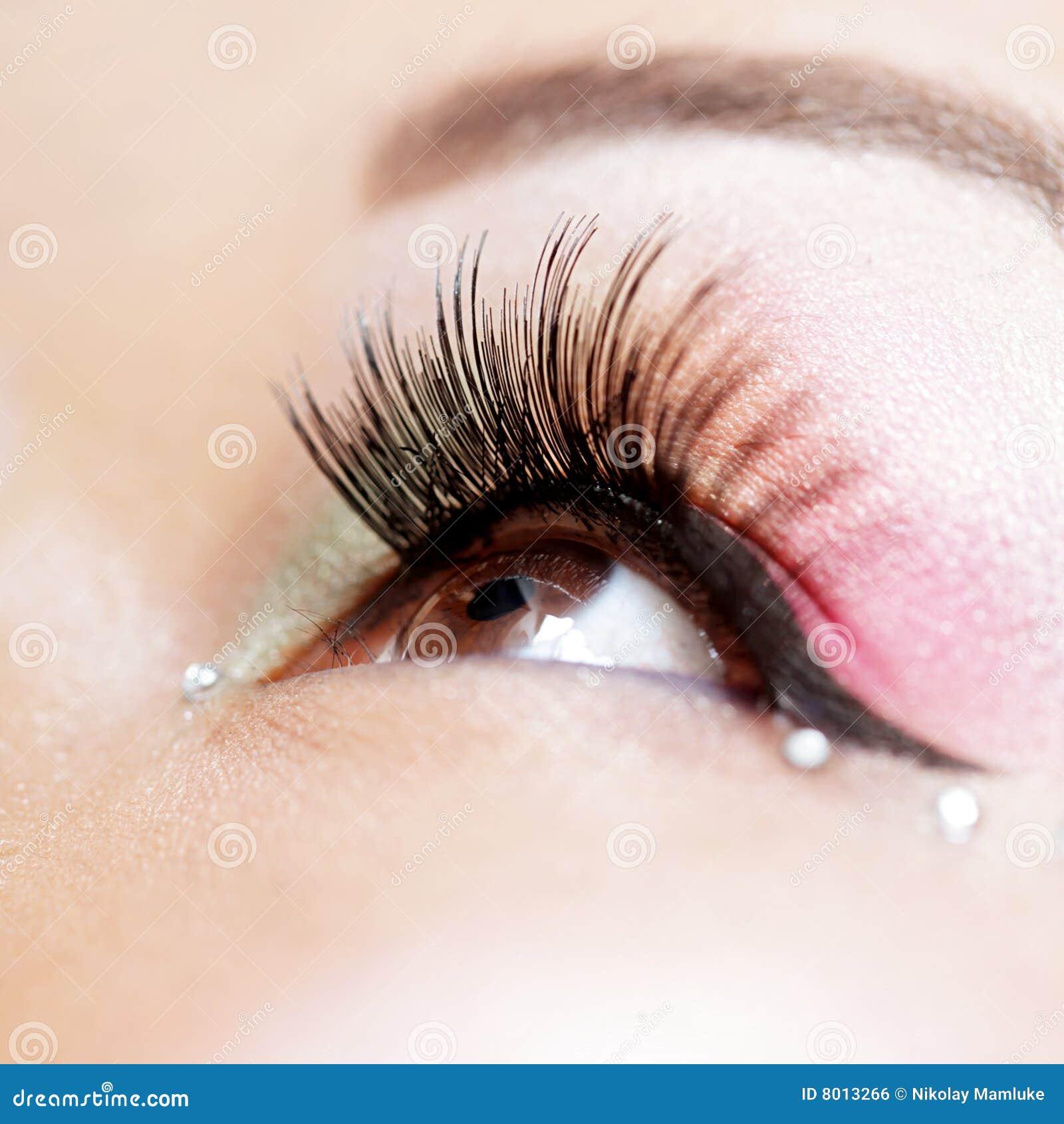Composição do olho
