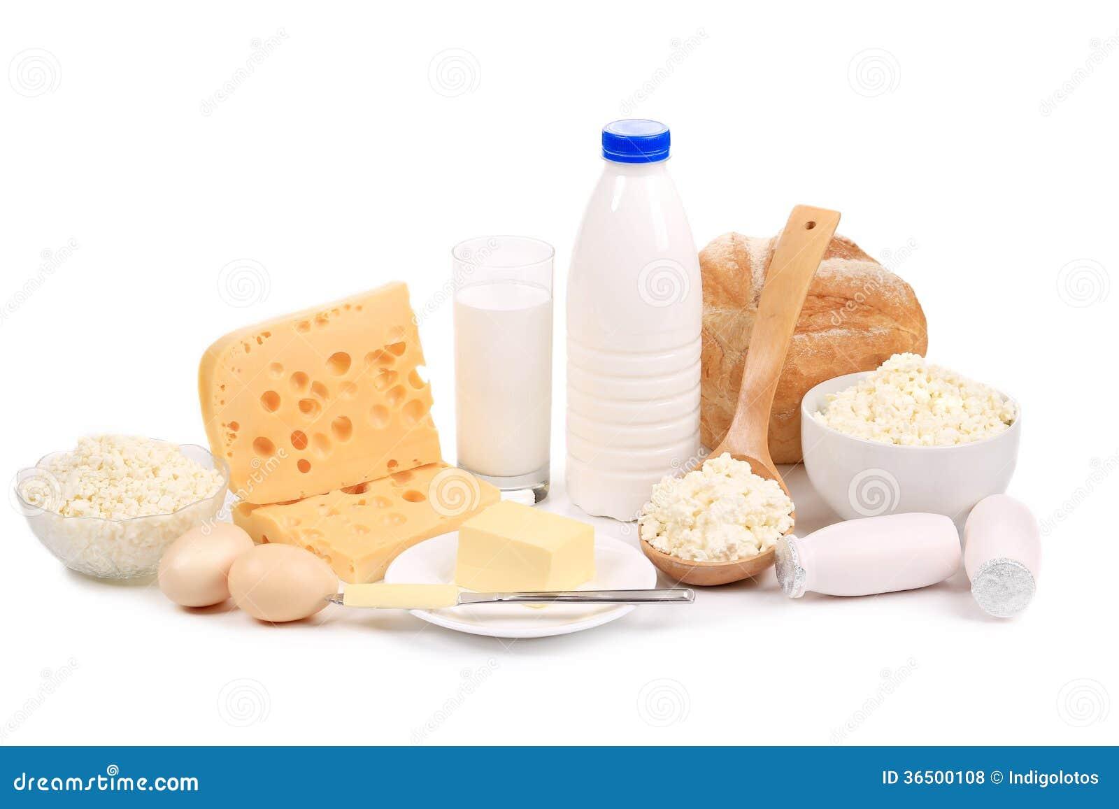 Composição saudável do café da manhã.