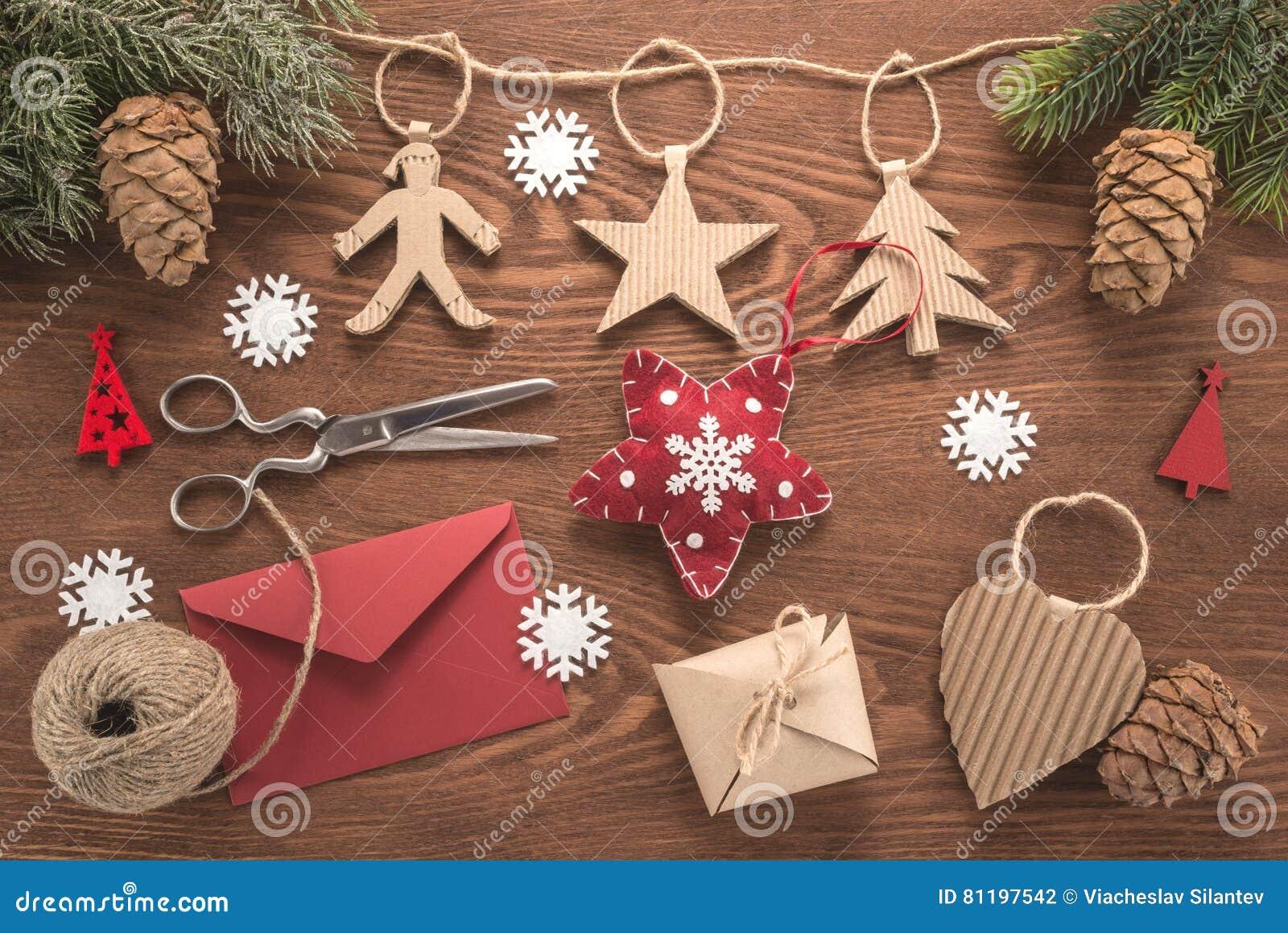 Composición de la Navidad