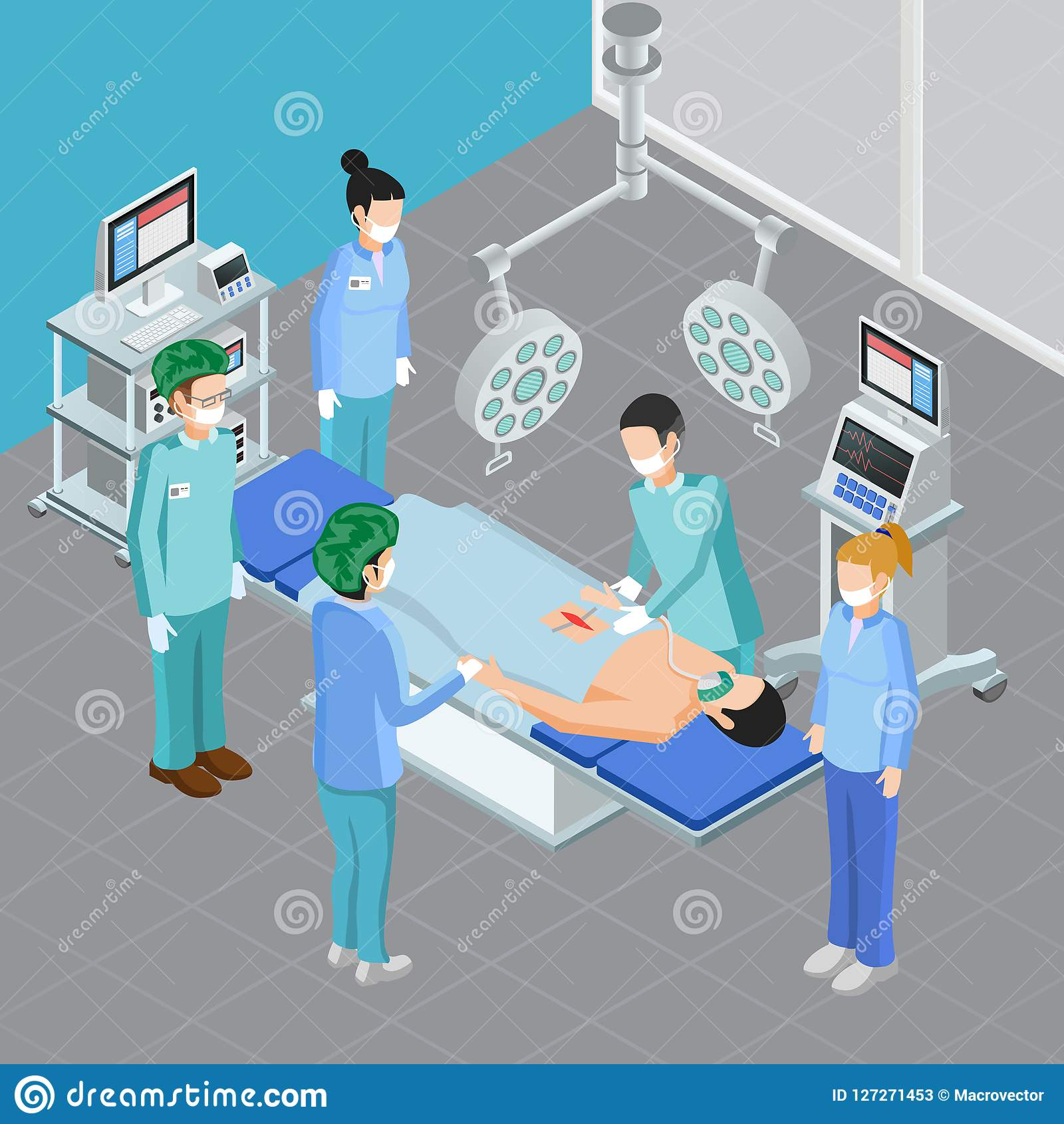 parásito en cirugía boduy