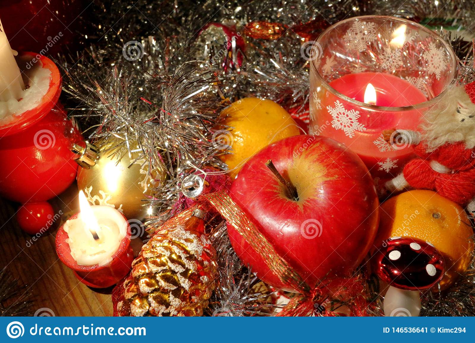 Composici?n de la Navidad E