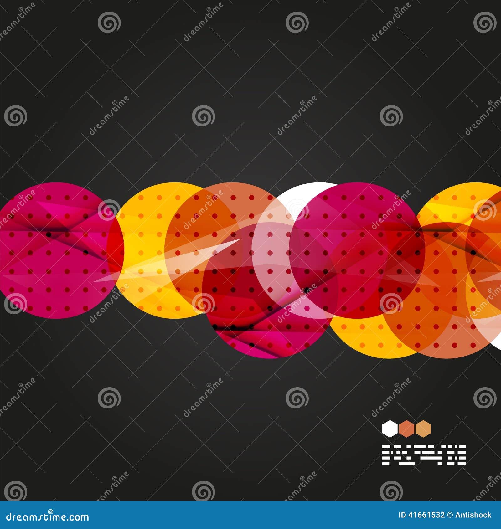 Composiciones geom tricas ligeras del vector ilustraci n - Composiciones de fotos ...