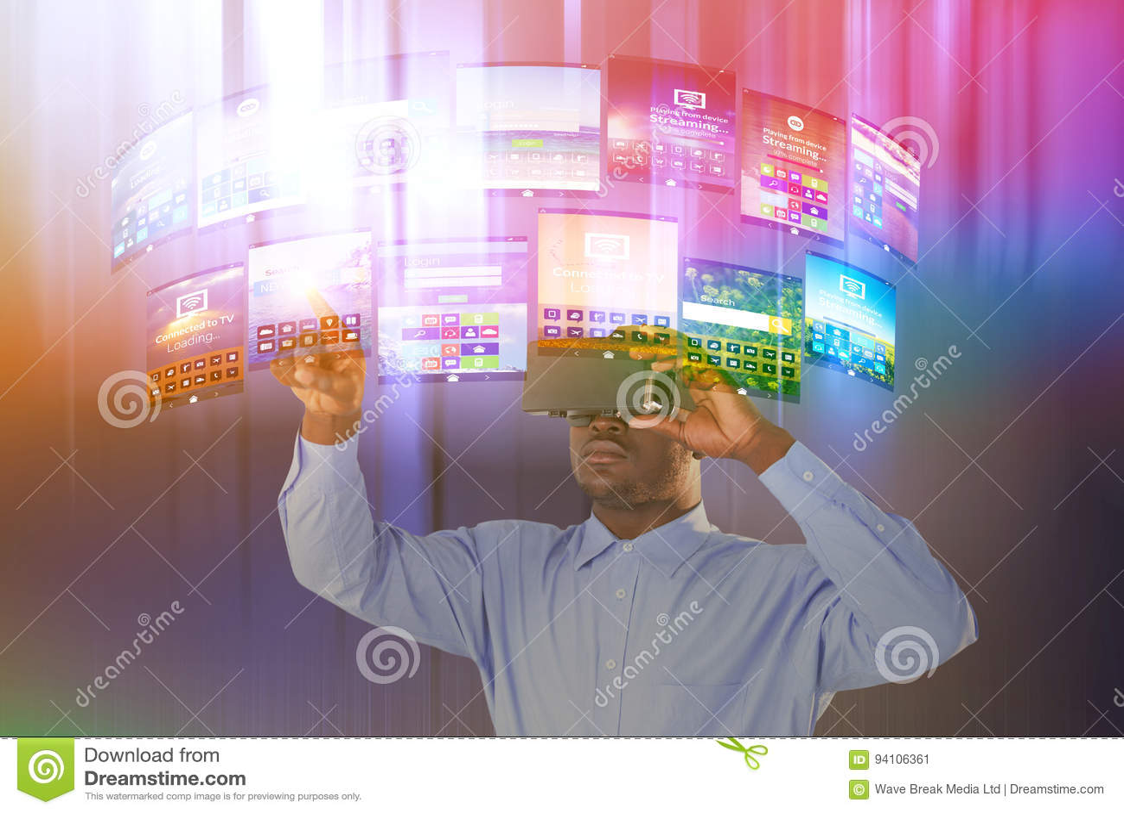 Adult streaming Virtual