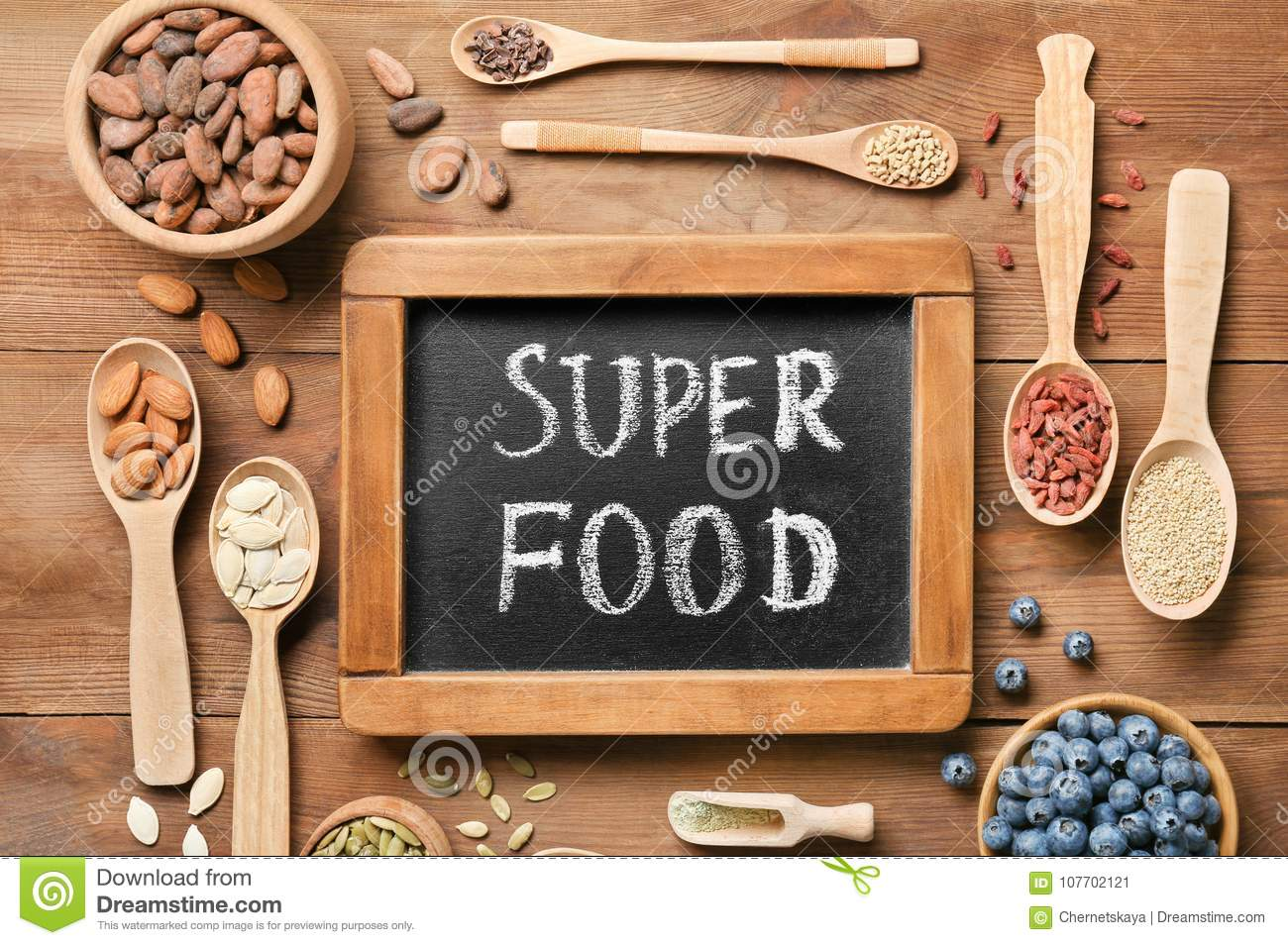 composition with chalk board and assortment stock image image of