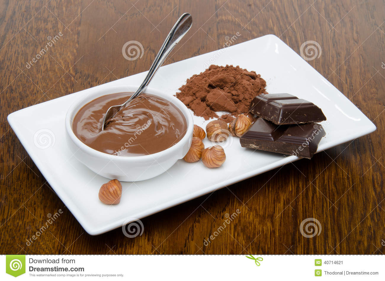How To Make Chocolate Spread Using Cocoa Powder