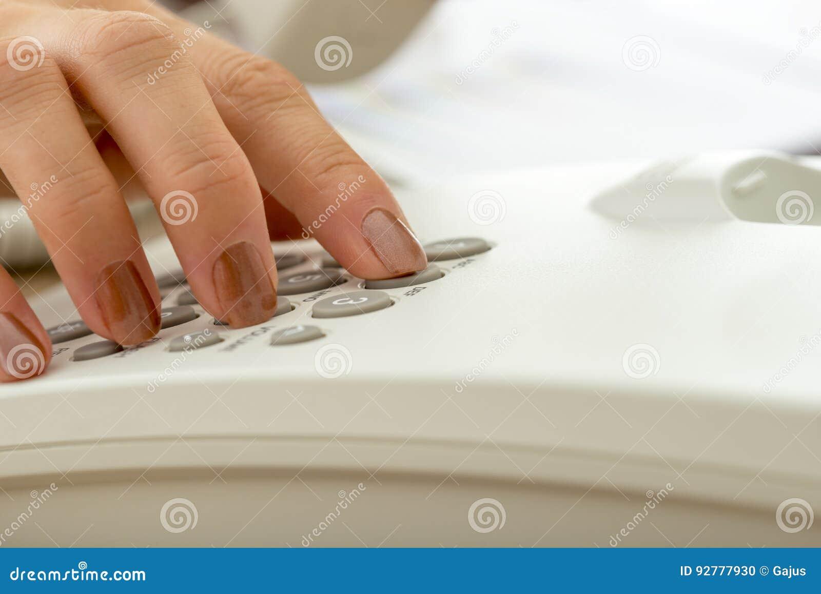 Composition D un Numéro De Téléphone Photo stock - Image du ... 390d0ae56b47