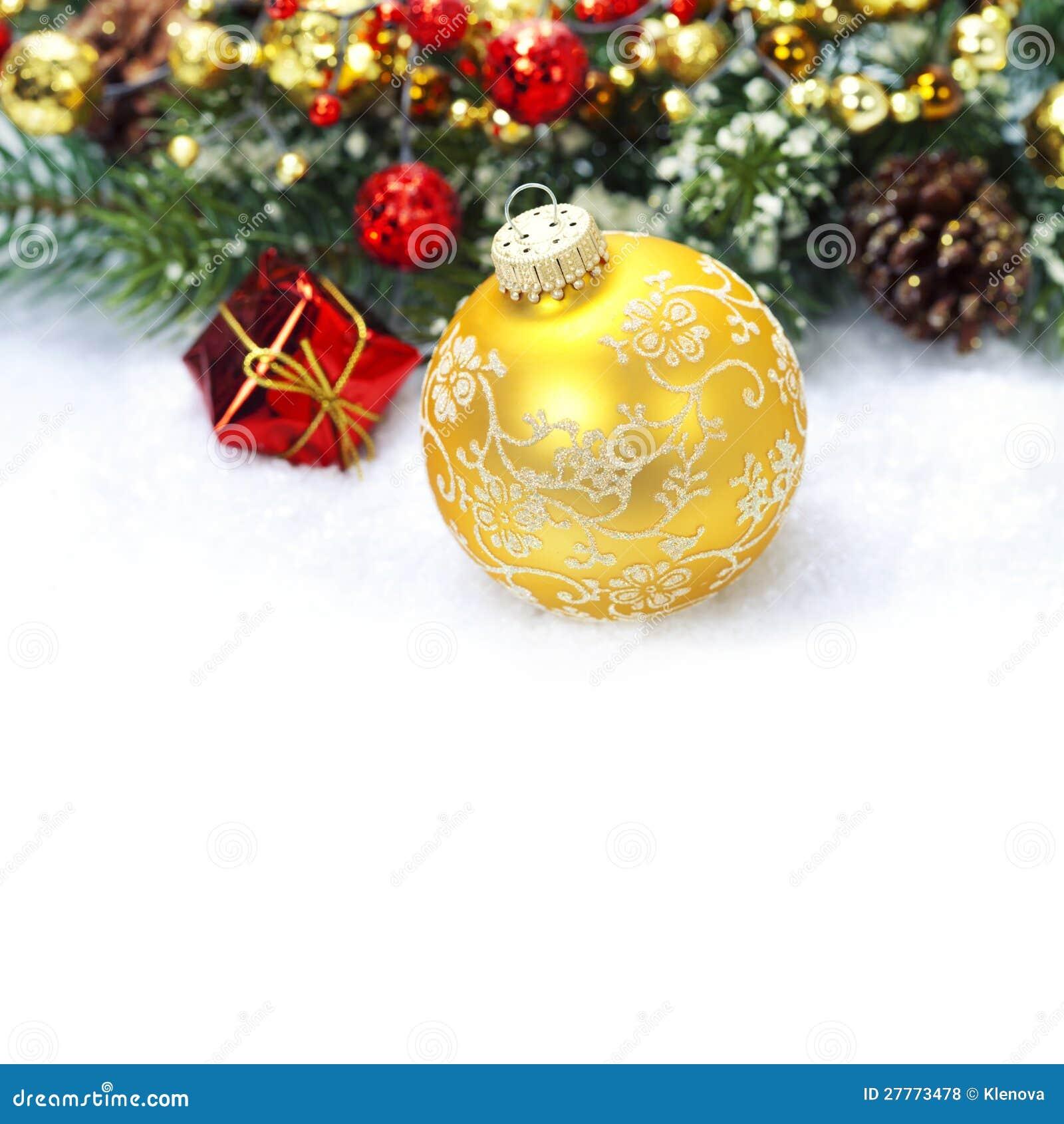 Composition en Noël