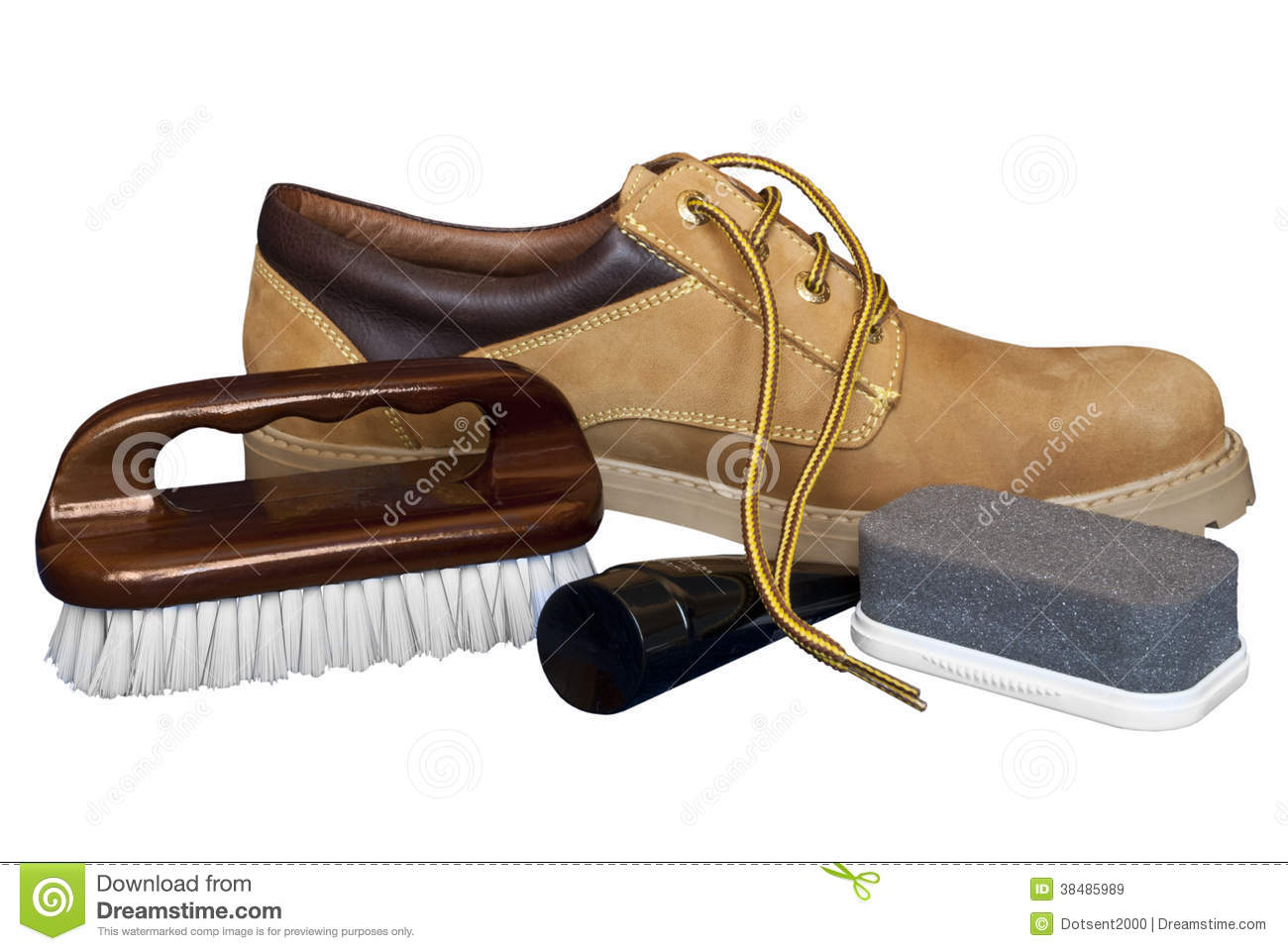 the shoe take Polish your shoes properly dear readers, alas (think women's tights) and rub it around the shoe, as this will help to take off dust.