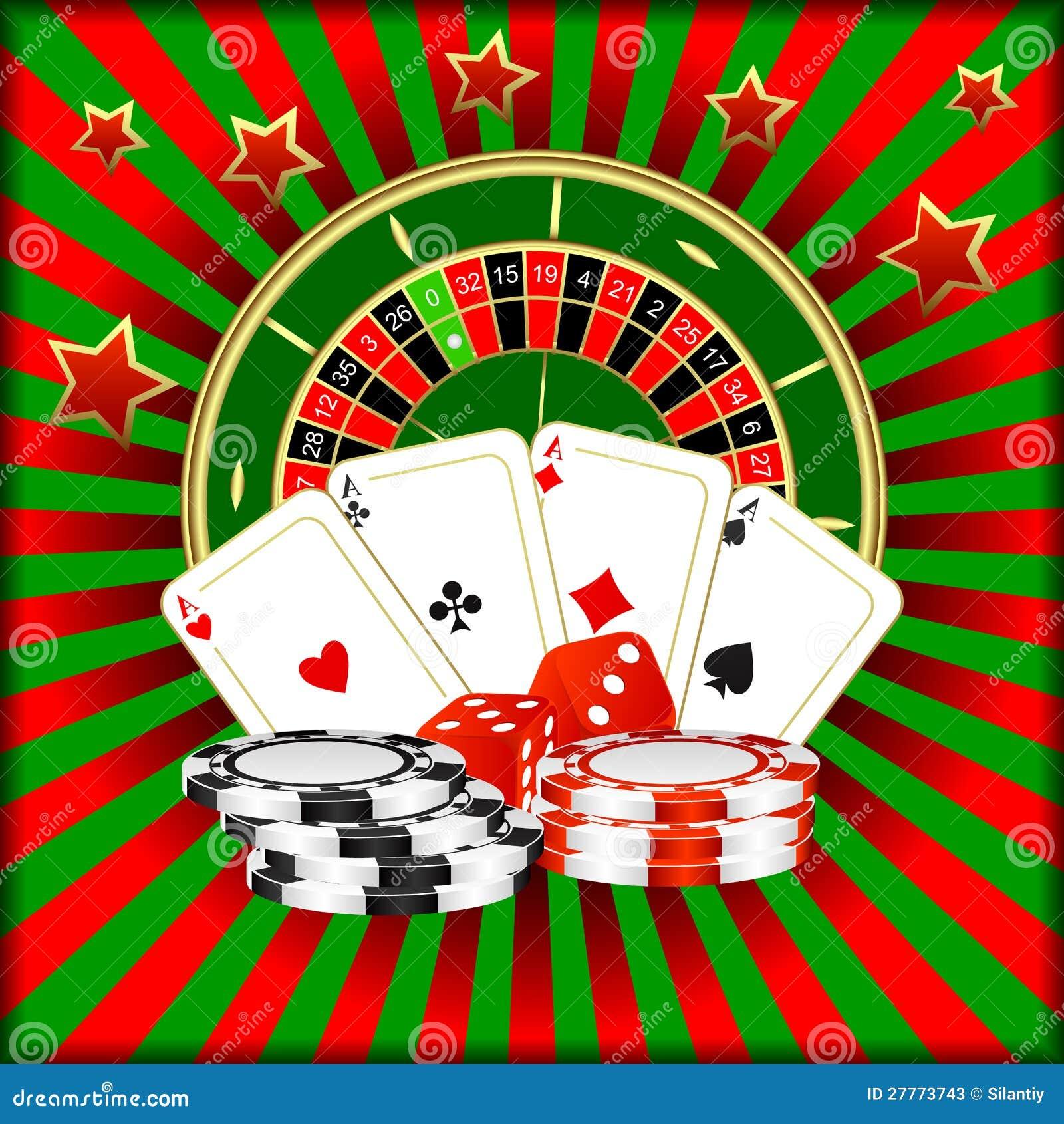 Composition sur le casino.