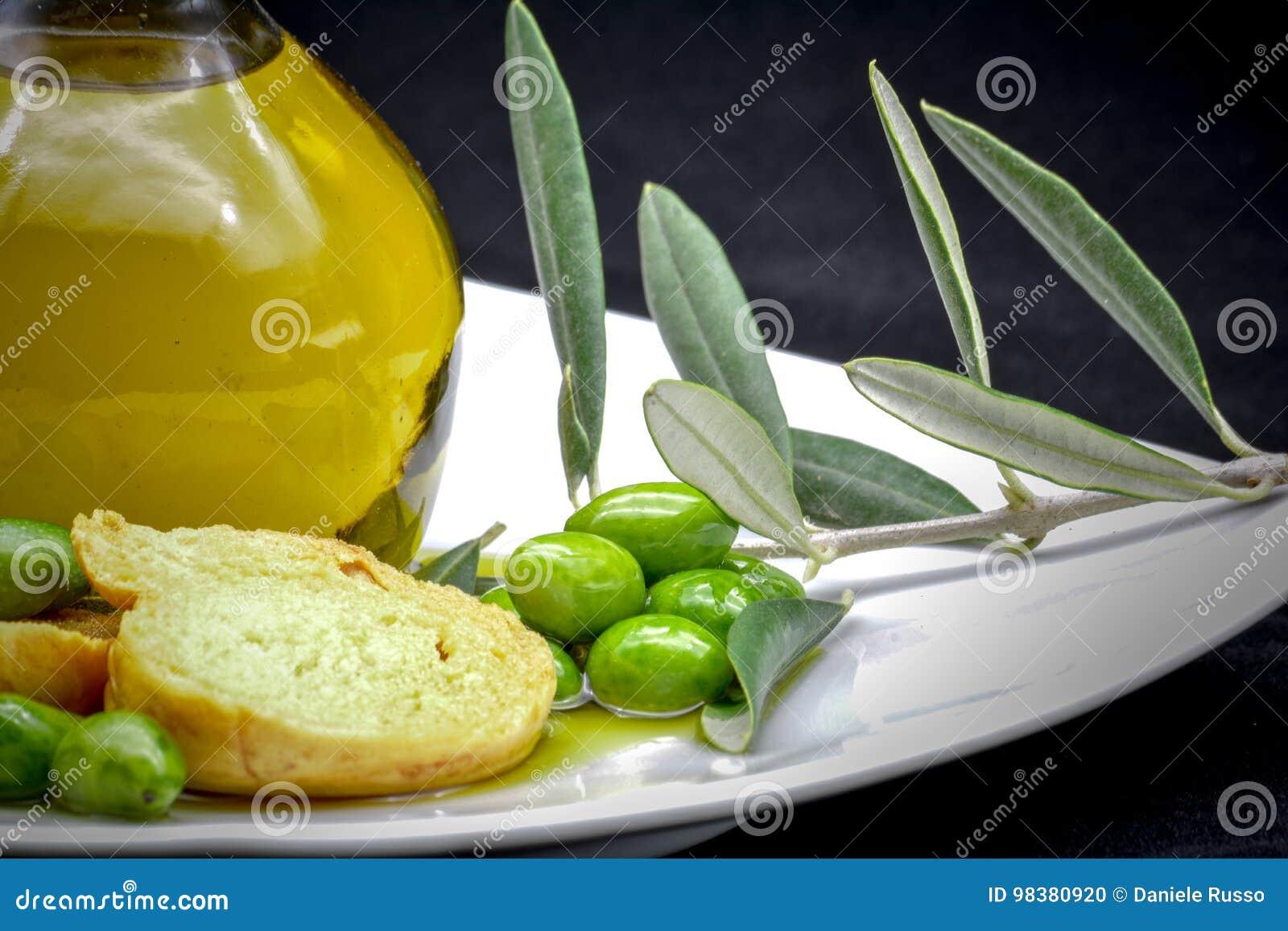 Composizione nell oliva e nell olio